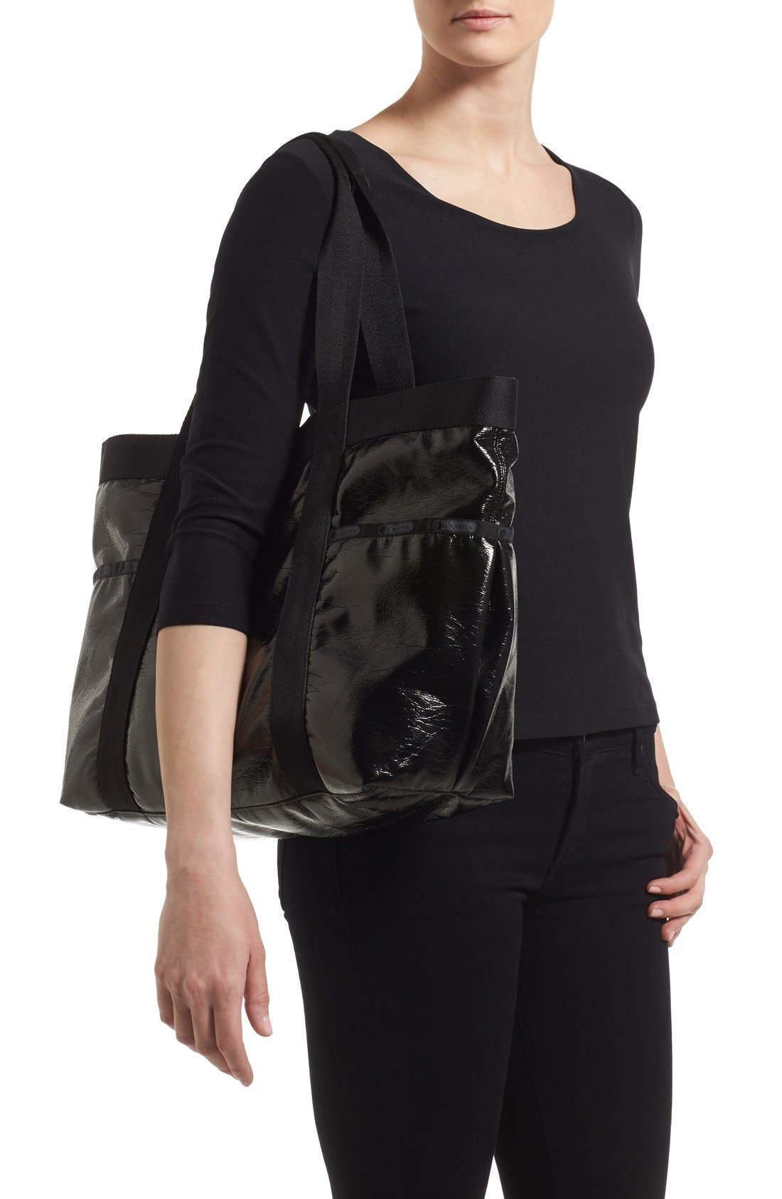 Gym Tote,                             Alternate thumbnail 2, color,                             001
