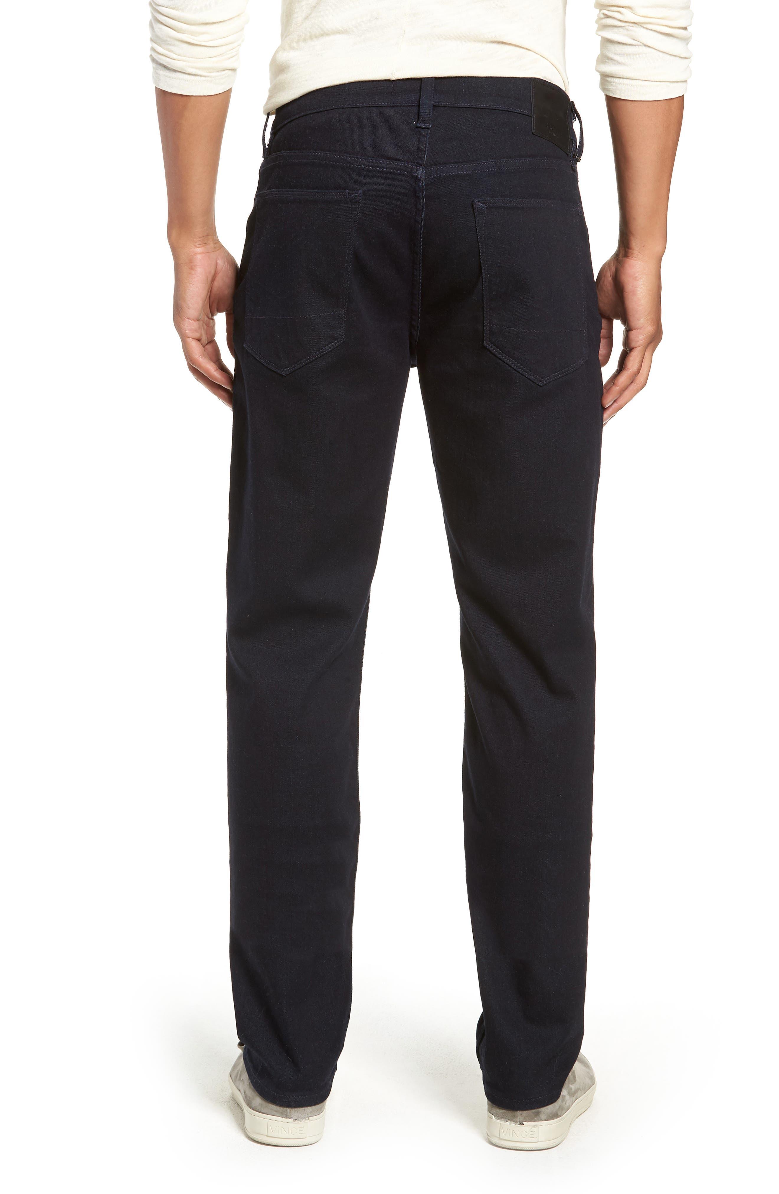 Blake Slim Fit Straight Leg Jeans,                             Alternate thumbnail 2, color,                             WILLIAMS