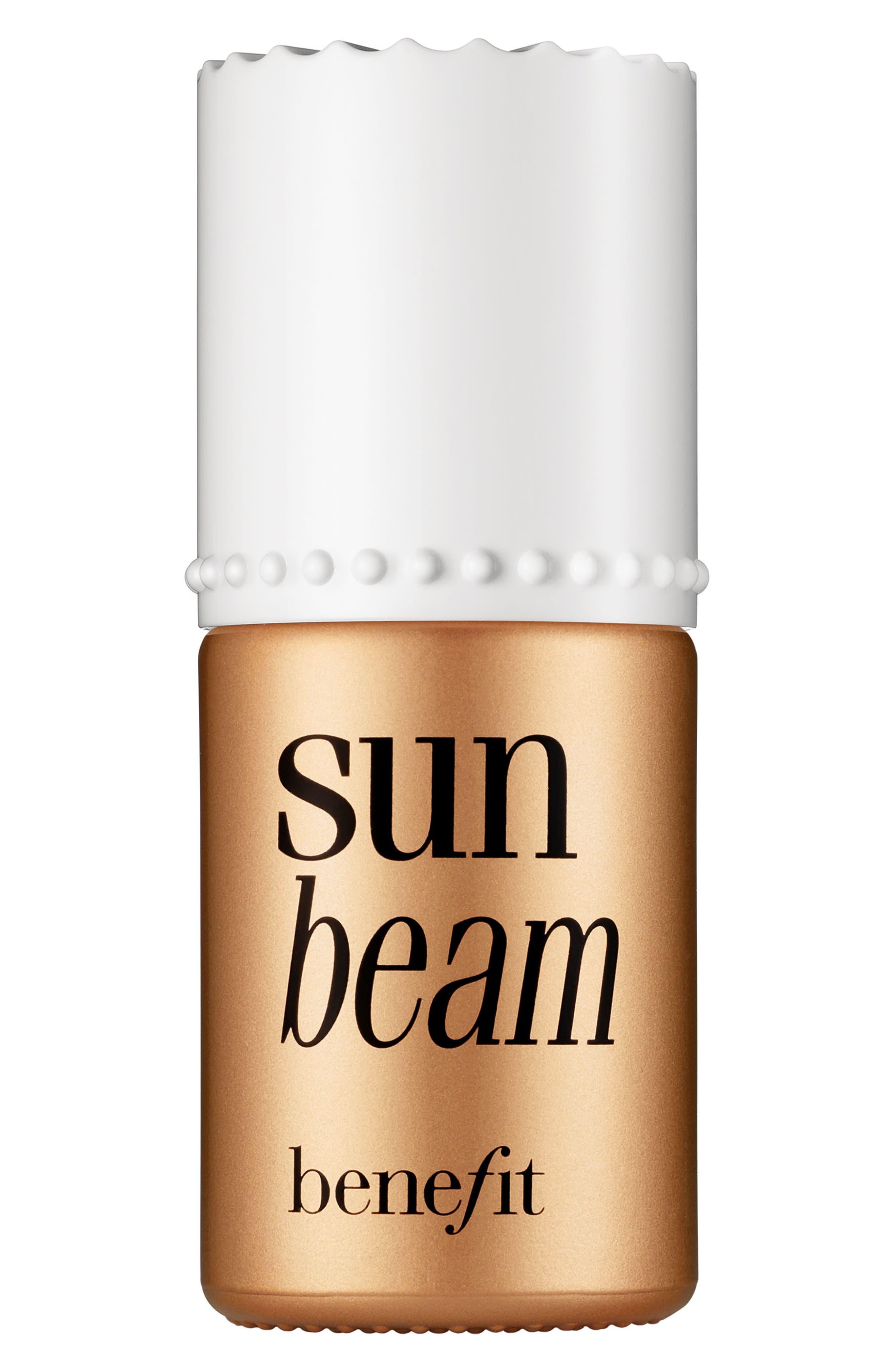 Benefit Sun Beam Golden Bronze Liquid Highlighter,                             Alternate thumbnail 2, color,                             GOLDEN BRONZE