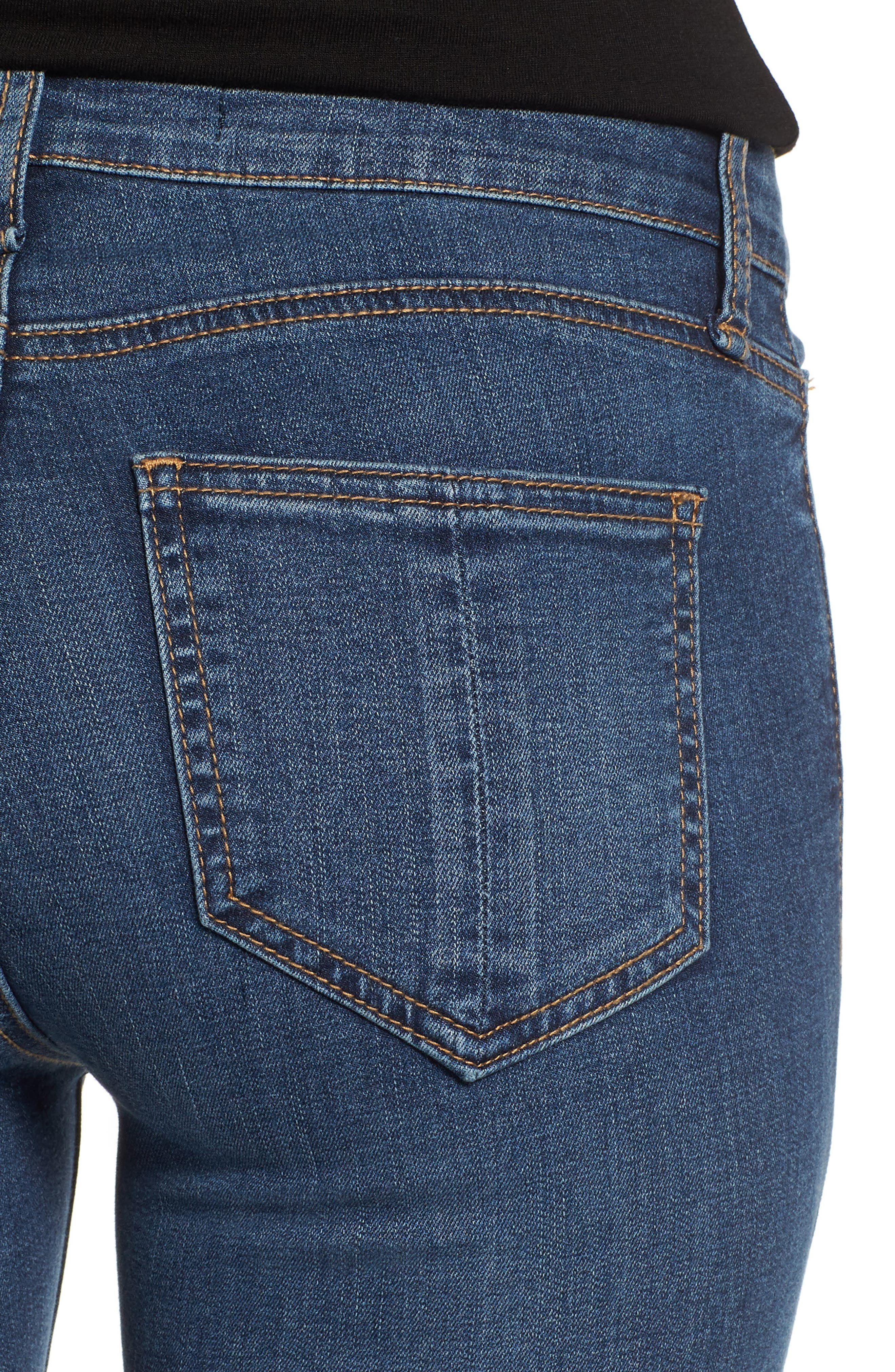 Skinny Jeans,                             Alternate thumbnail 4, color,