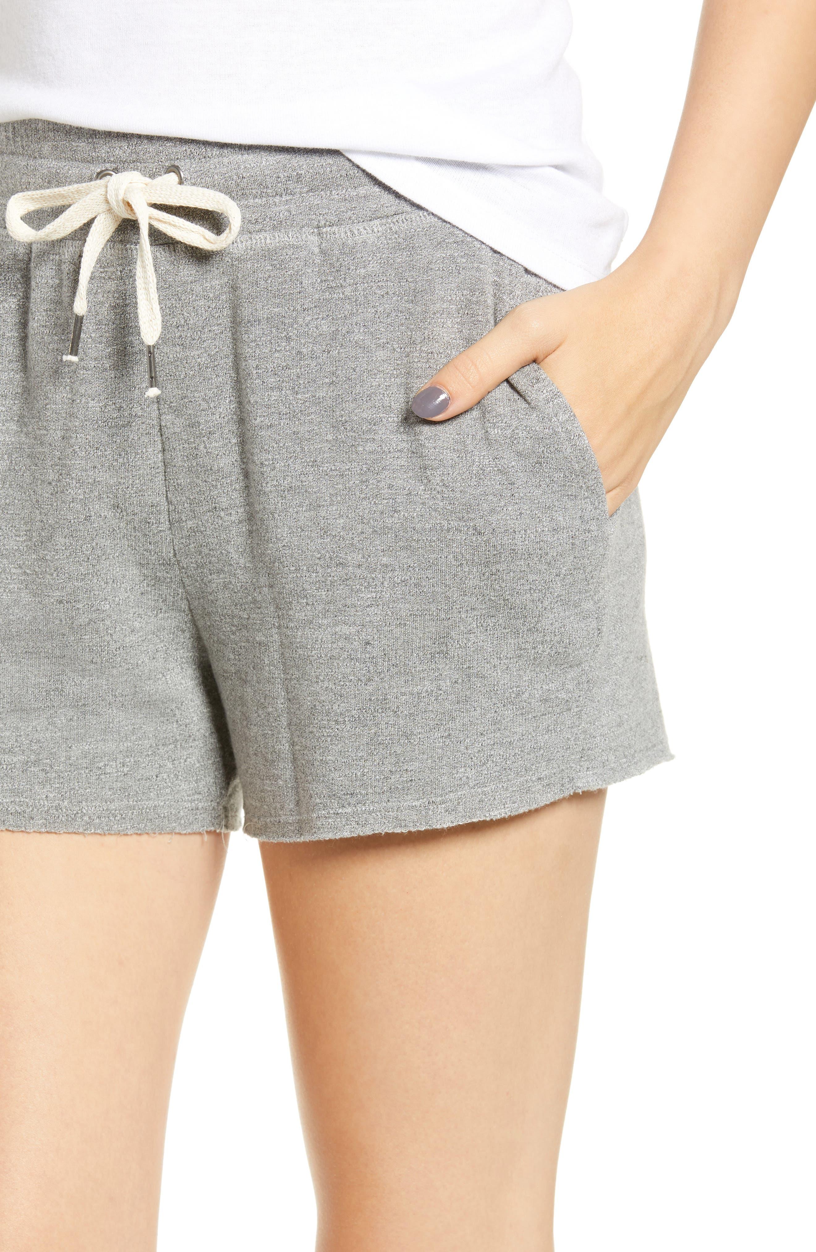 Active Shorts,                             Alternate thumbnail 4, color,                             HEATHER GREY