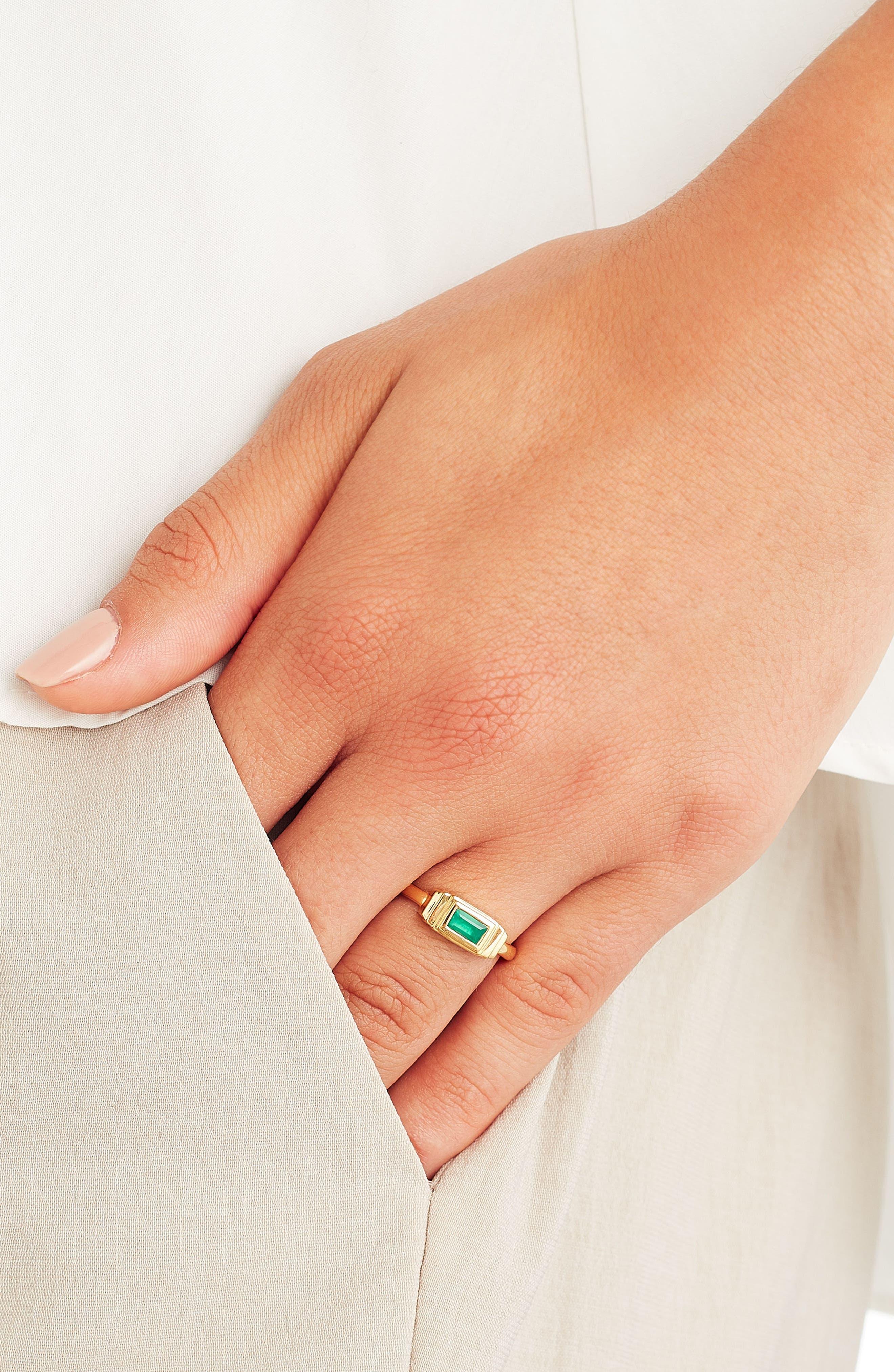 Baja Deco Semiprecious Stone Ring,                             Alternate thumbnail 11, color,