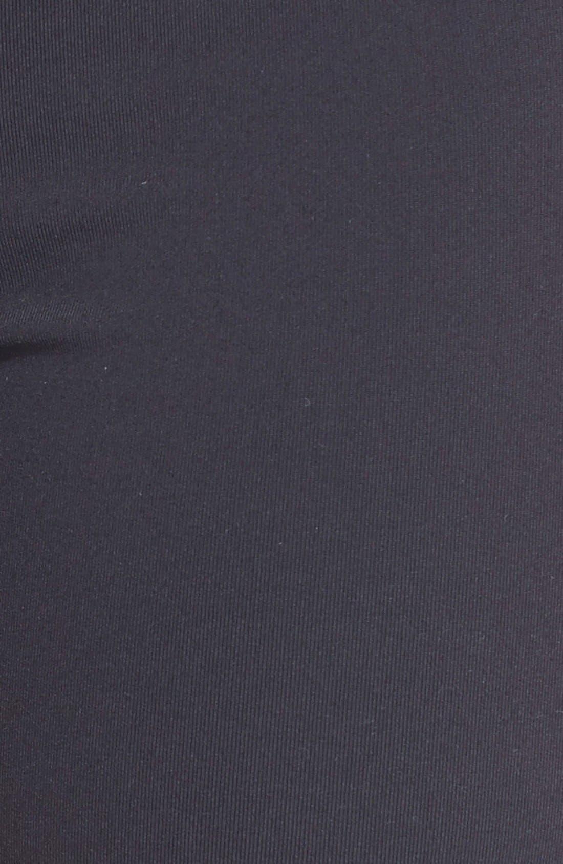 'Burn' Shorts,                             Alternate thumbnail 3, color,                             BLACK