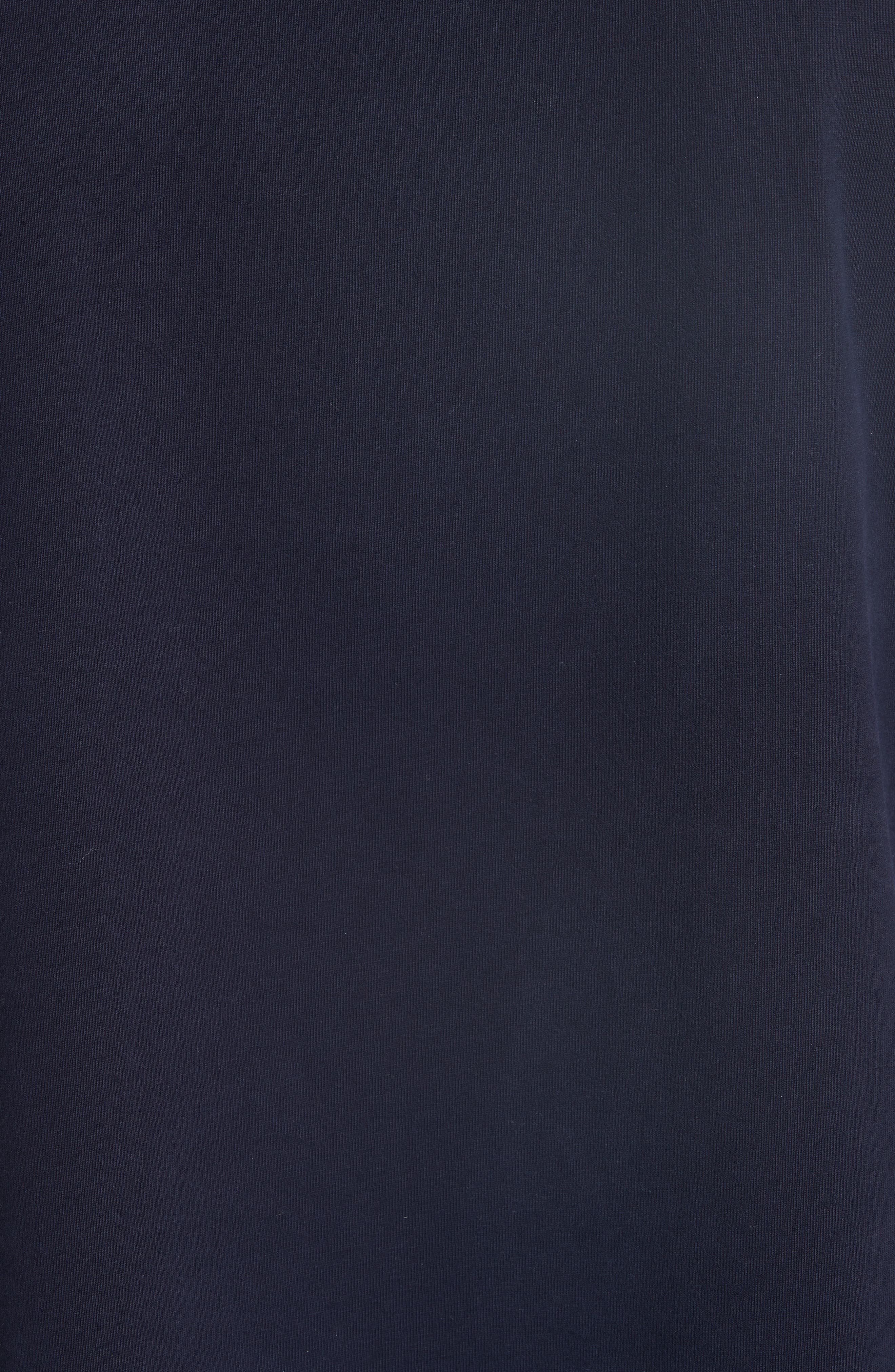 Clean Box T-Shirt,                             Alternate thumbnail 5, color,                             NAVY