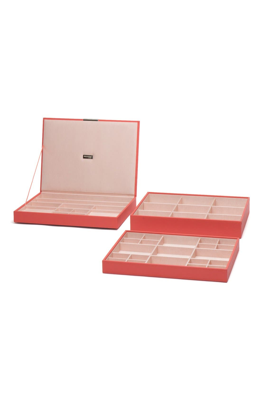 'Large Stackable' Jewelry Trays,                             Main thumbnail 4, color,