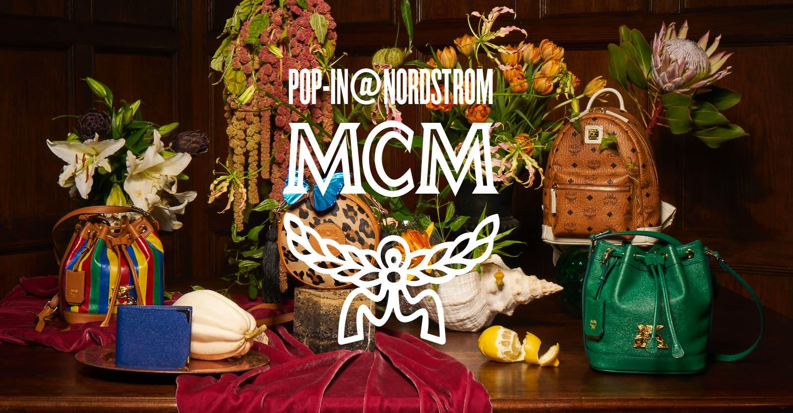 POP-IN@NORDSTROM: MCM | Nordstrom