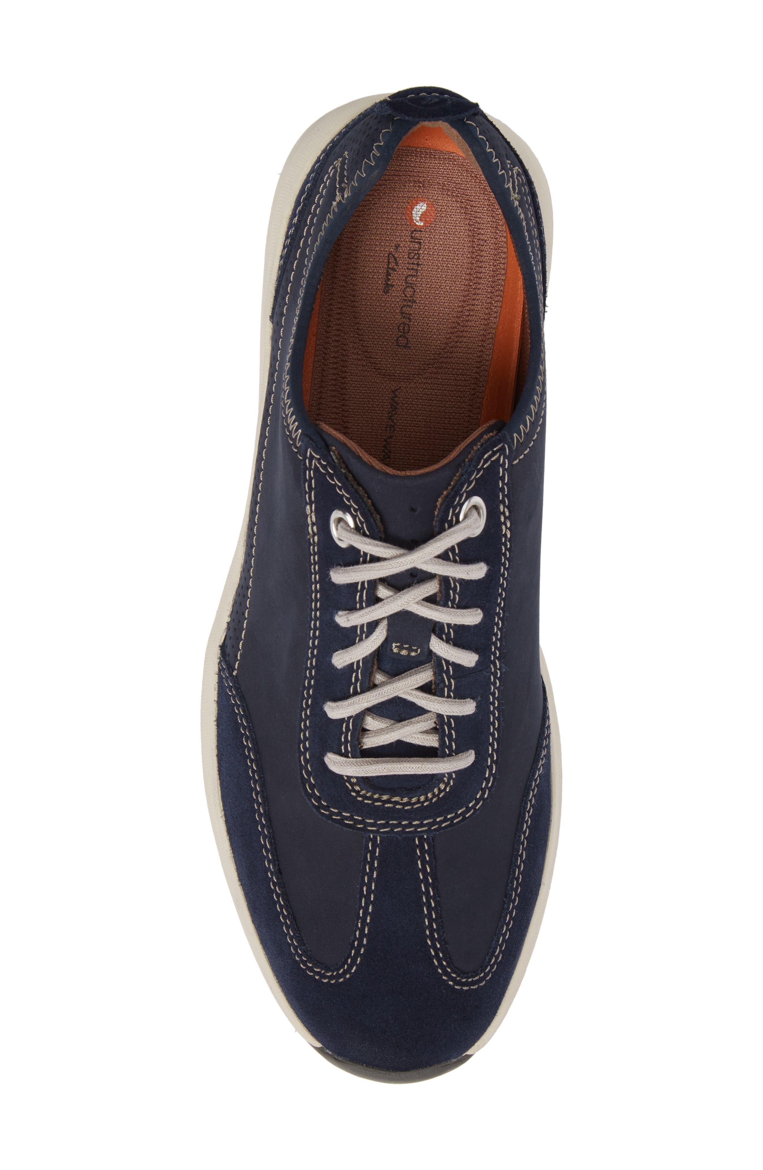 Clarks<sup>®</sup> Un Coast Low Top Sneaker,                             Alternate thumbnail 10, color,