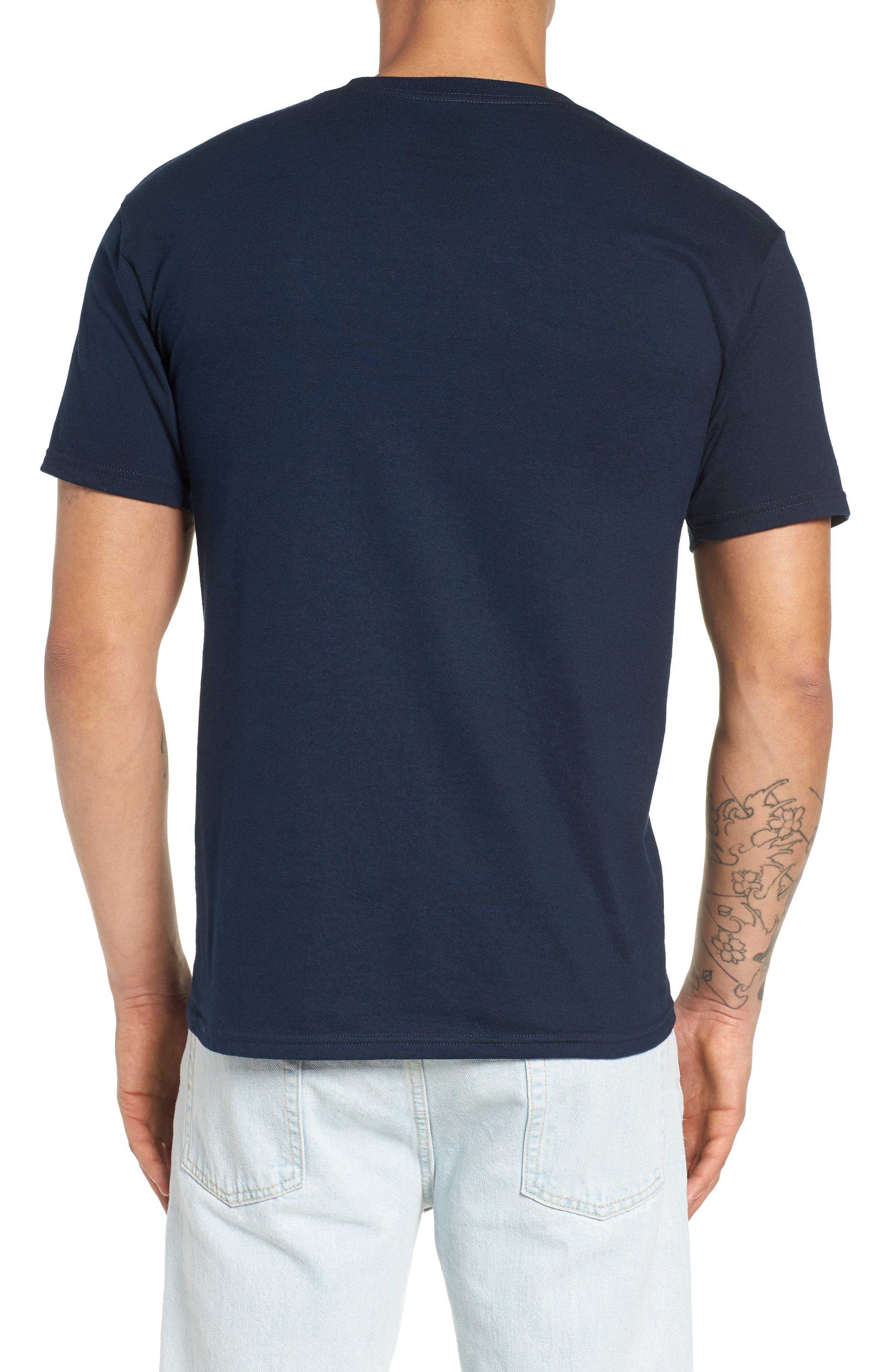 Rexton Graphic T-Shirt,                             Alternate thumbnail 2, color,                             410