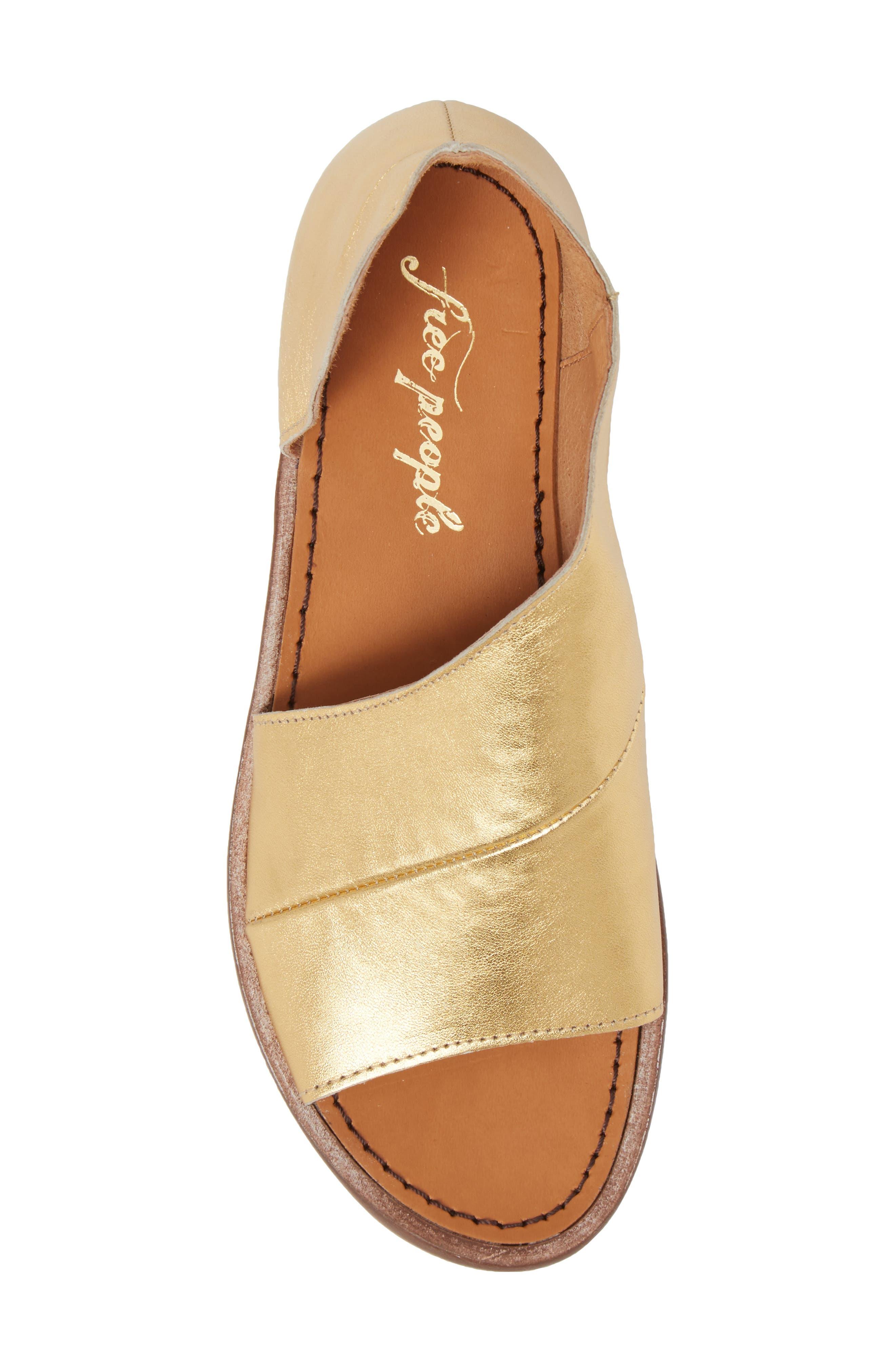 'Mont Blanc' Asymmetrical Sandal,                             Alternate thumbnail 58, color,