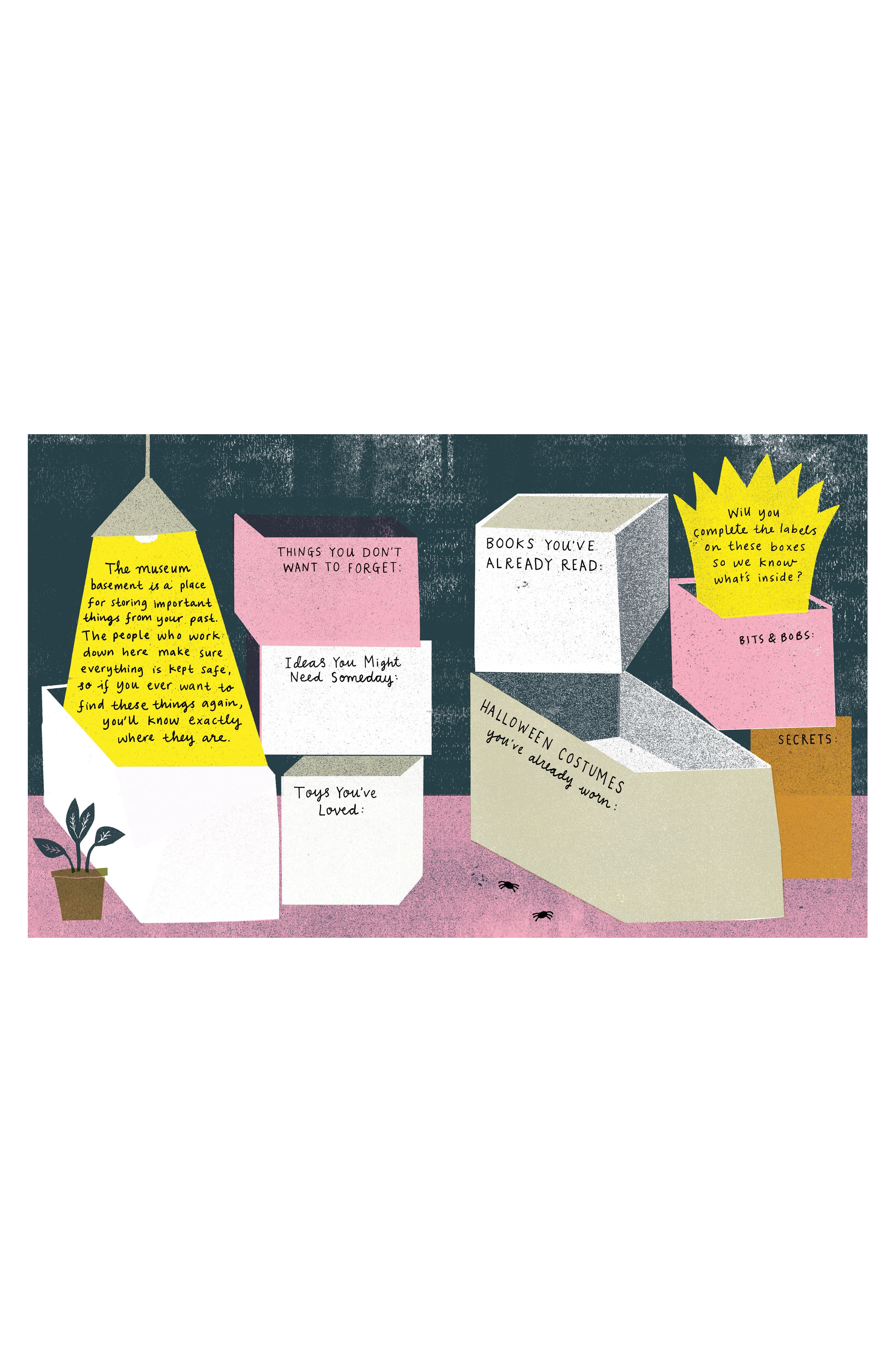 'Me Museum' - An Activity Book,                             Alternate thumbnail 2, color,                             700