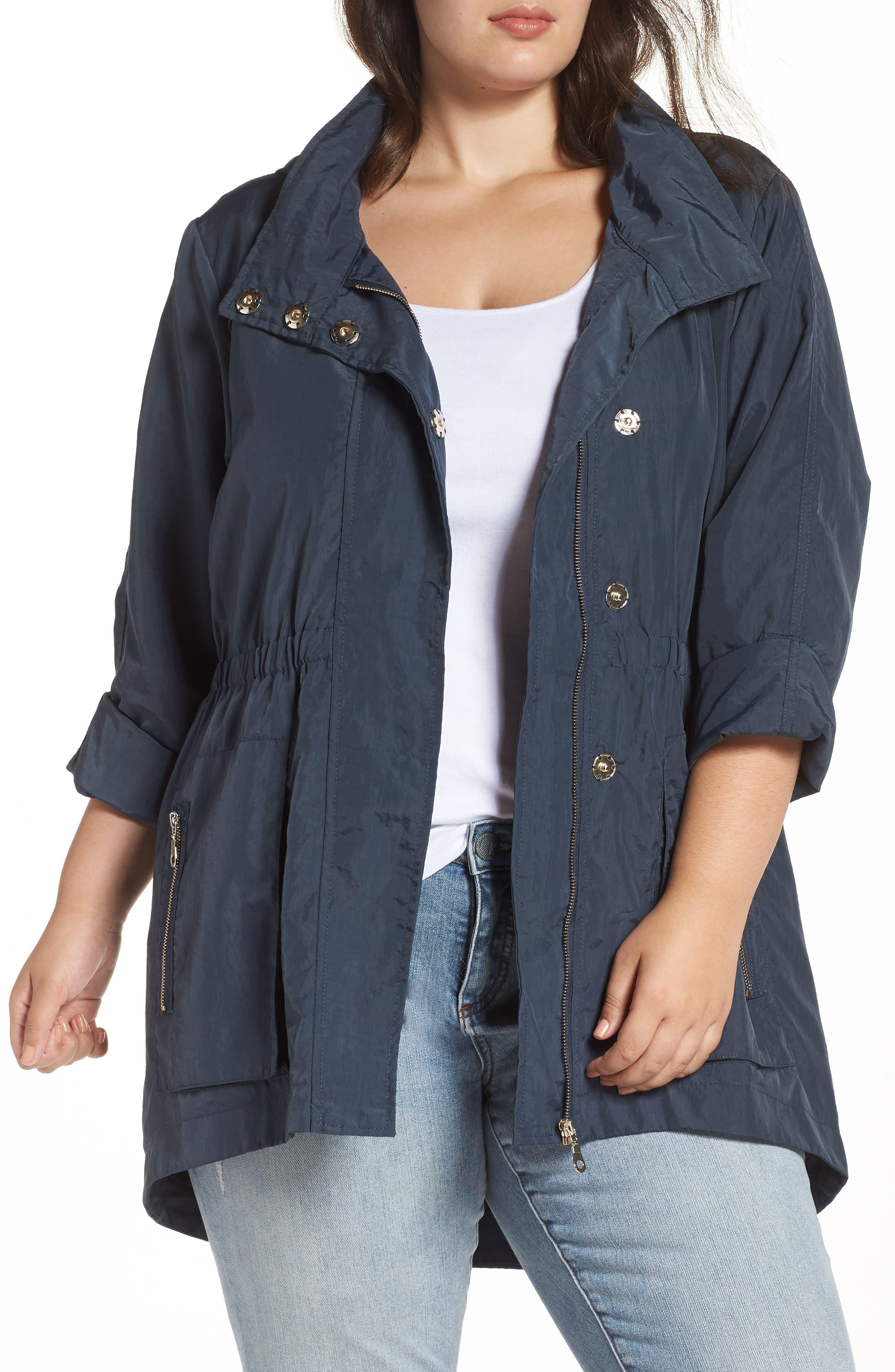Cory Hooded Utility Jacket,                             Main thumbnail 6, color,