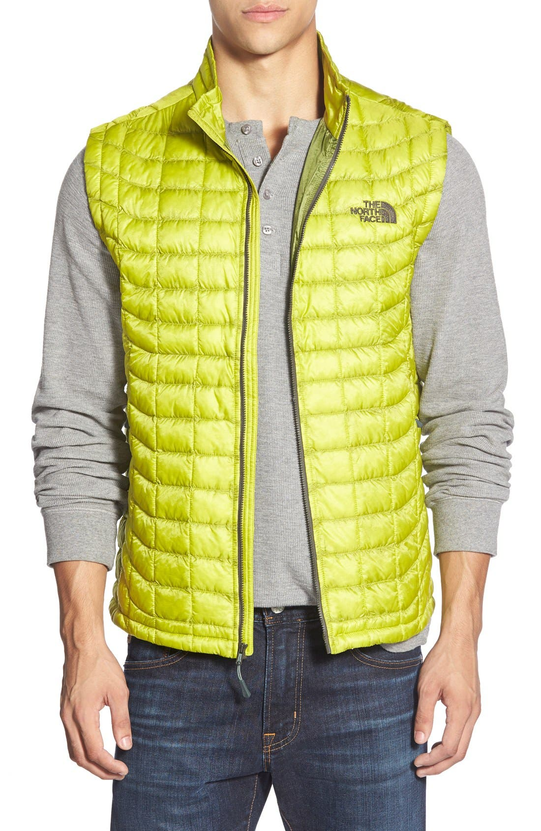 'ThermoBall<sup>™</sup>' Packable PrimaLoft<sup>®</sup> Vest,                             Main thumbnail 22, color,
