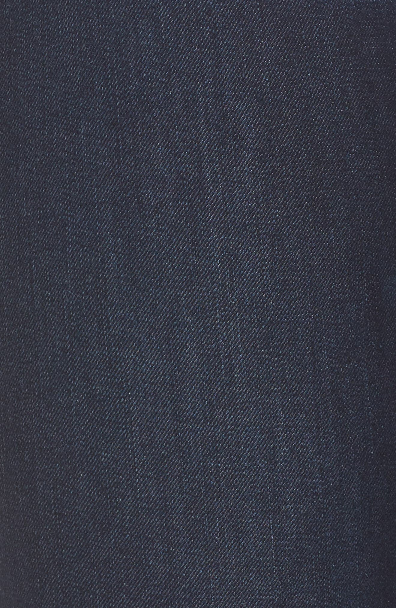 Ab-solution Luxe Touch Ankle Skinny Jeans,                             Alternate thumbnail 6, color,                             IN-INDIGO