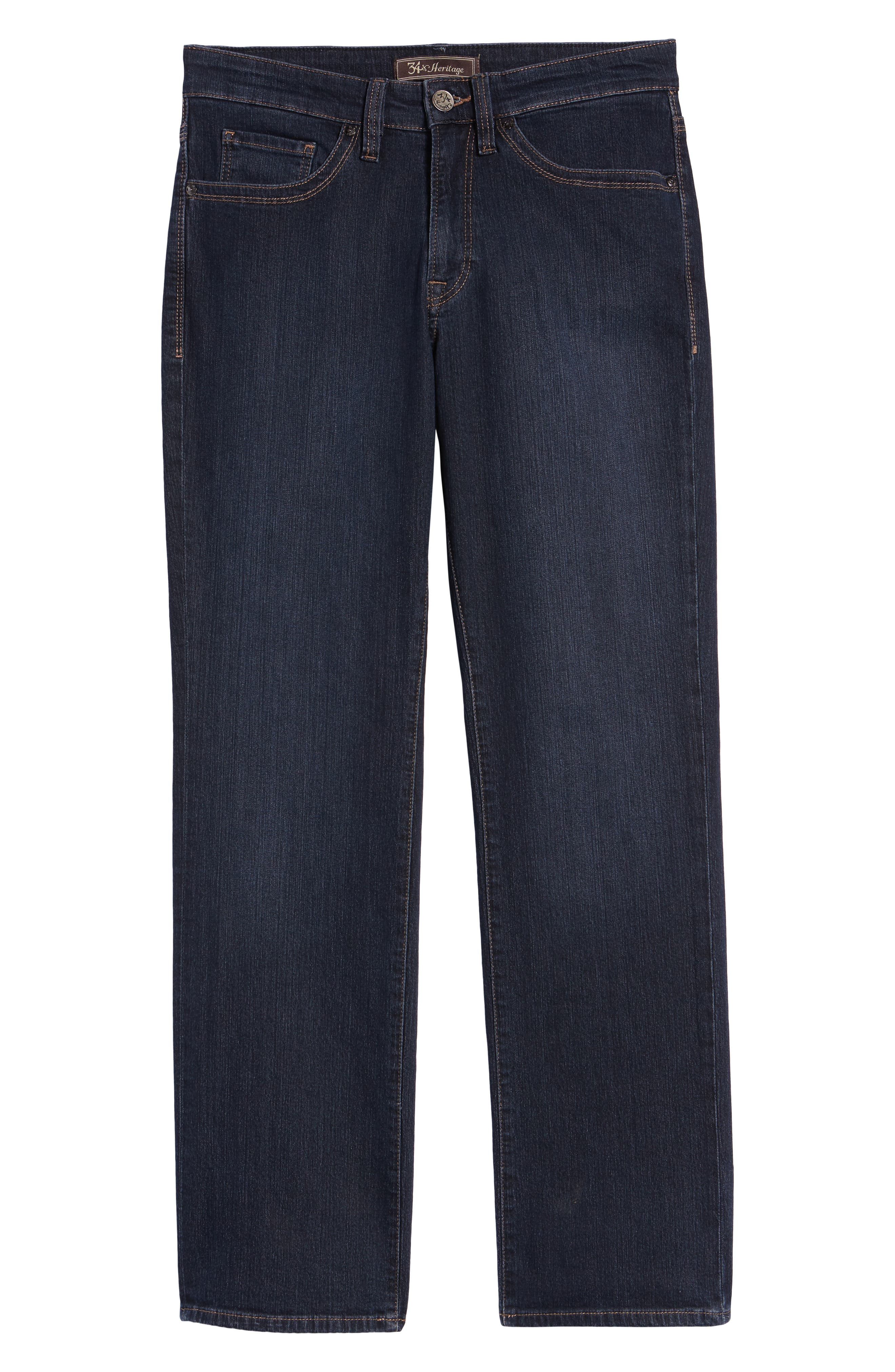 34 HERITAGE,                             Charisma Relaxed Fit Jeans,                             Alternate thumbnail 2, color,                             DARK COMFORT