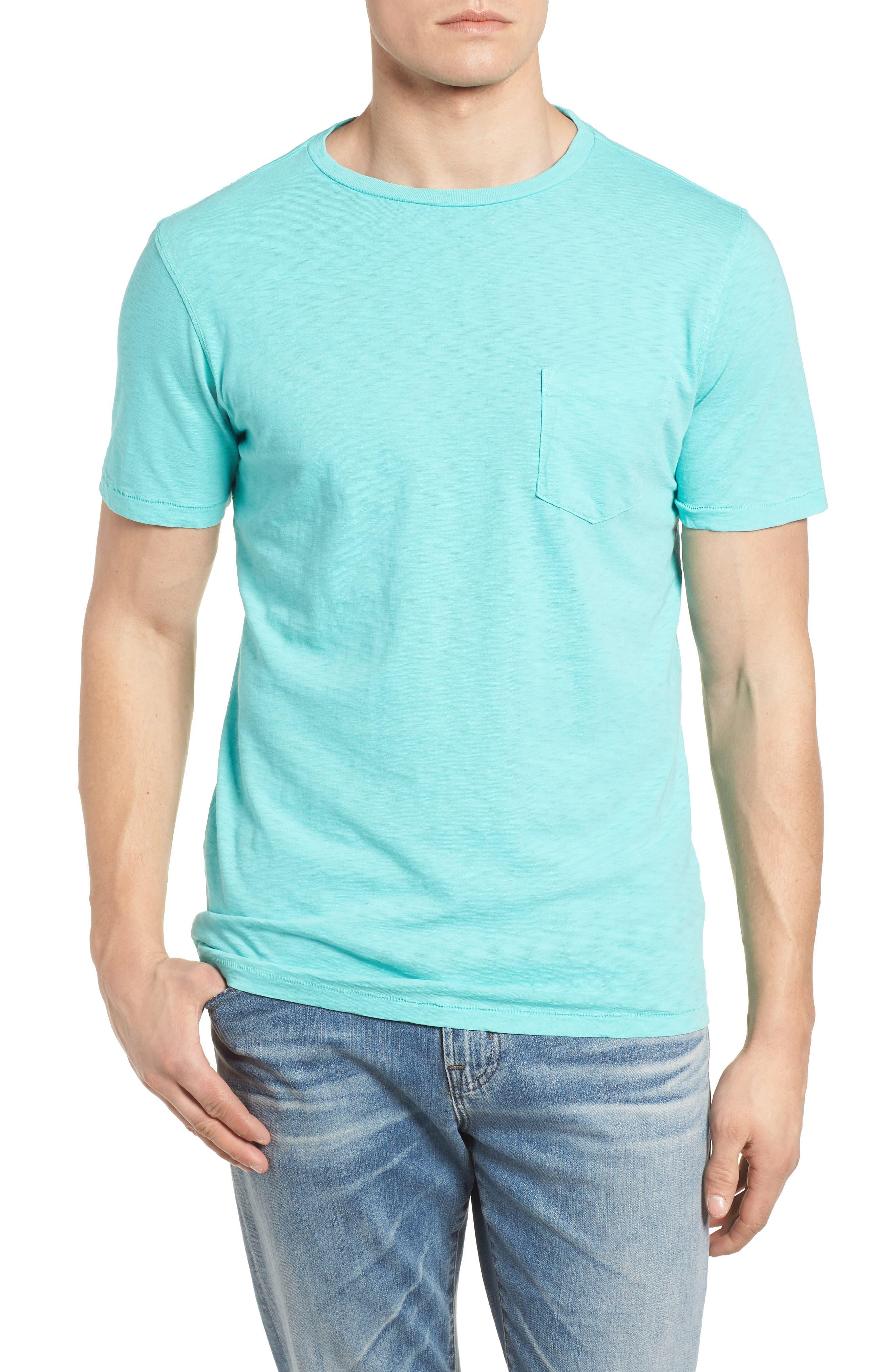 Slub Knit T-Shirt,                         Main,                         color, 100