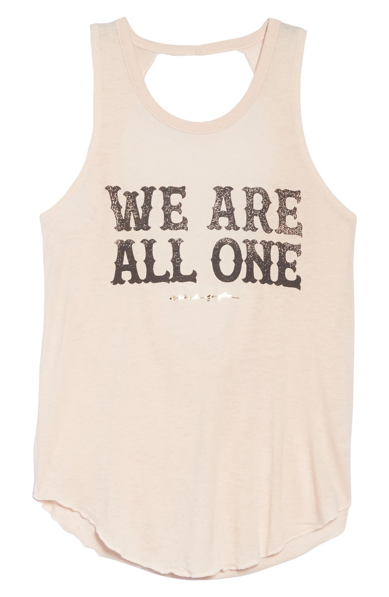 We Are One Studio Tank,                             Alternate thumbnail 7, color,                             900