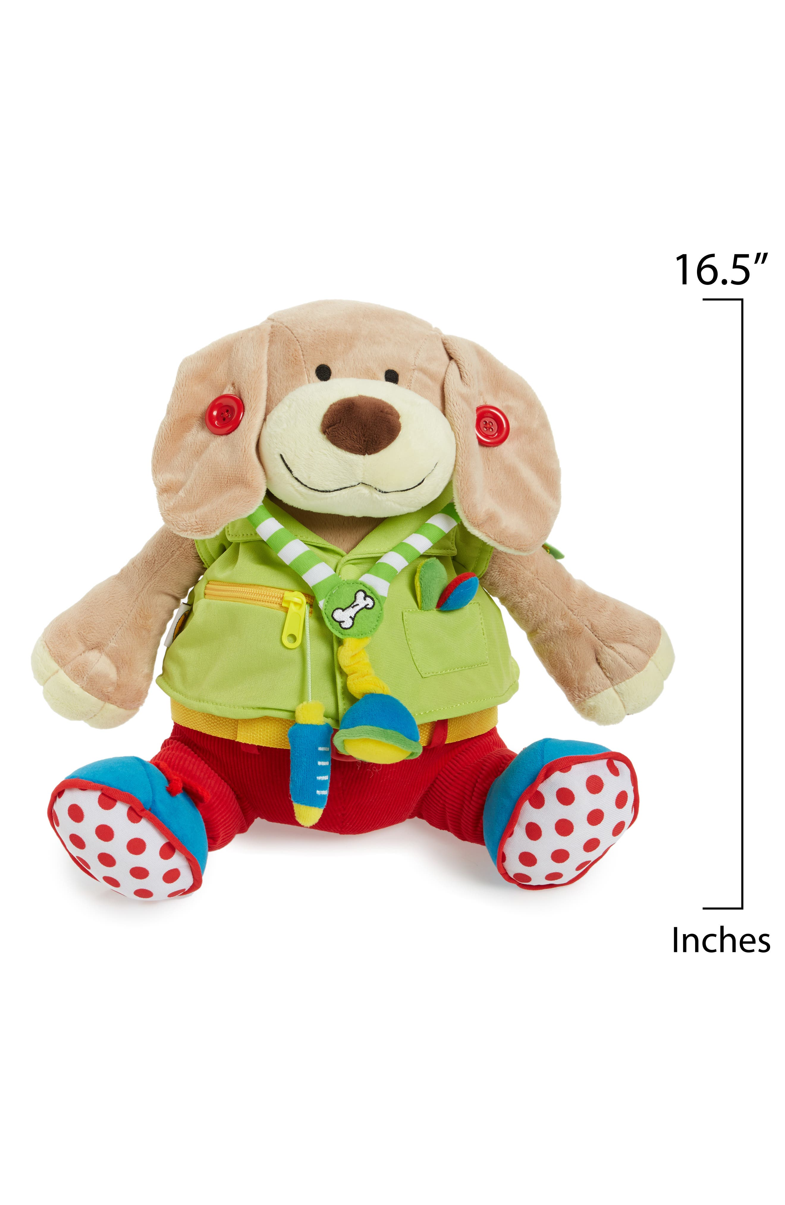 Dr Pooch Stuffed Activity Toy,                             Alternate thumbnail 2, color,                             300