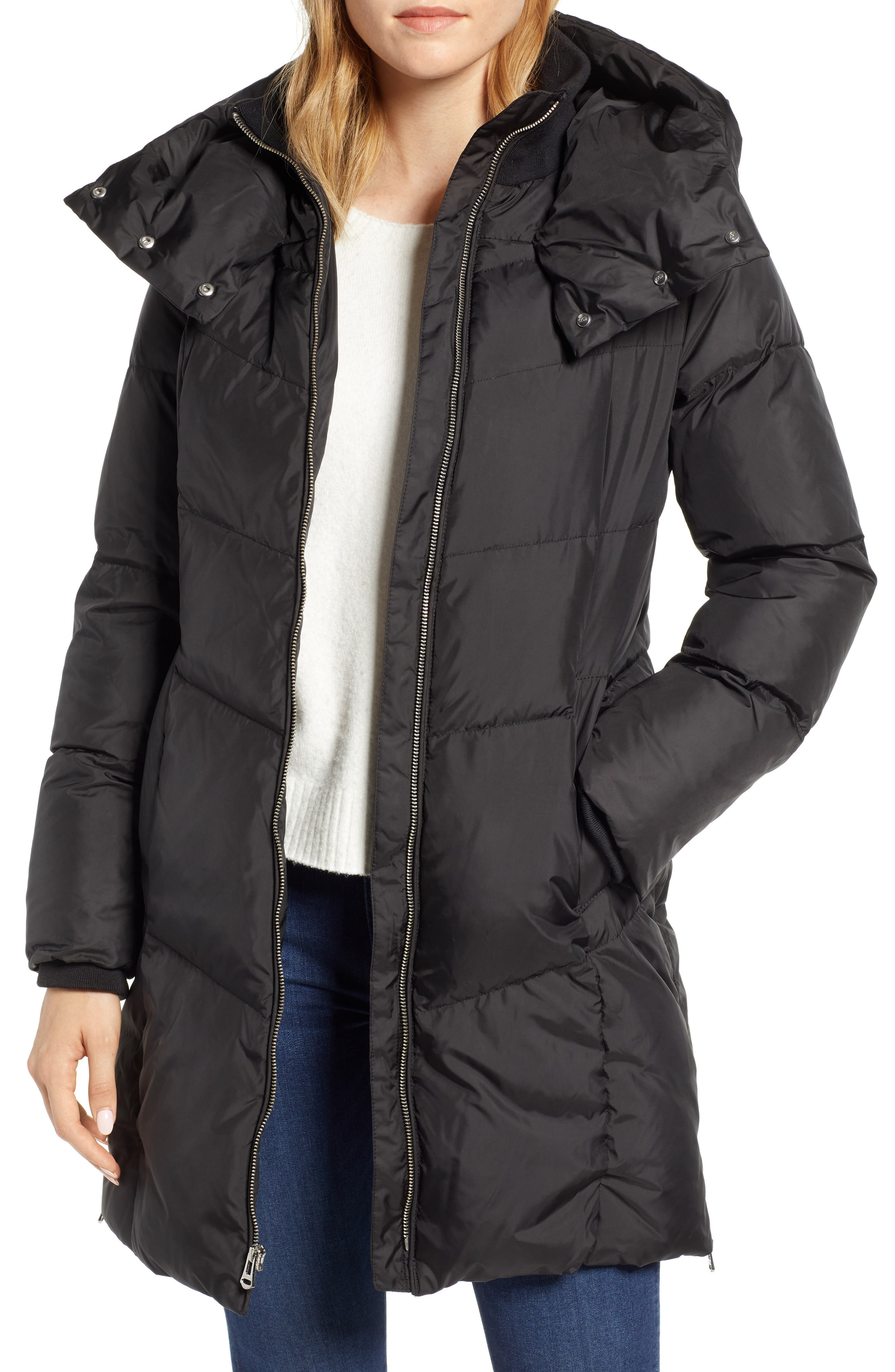 Cole Haan Essential Puffer Coat