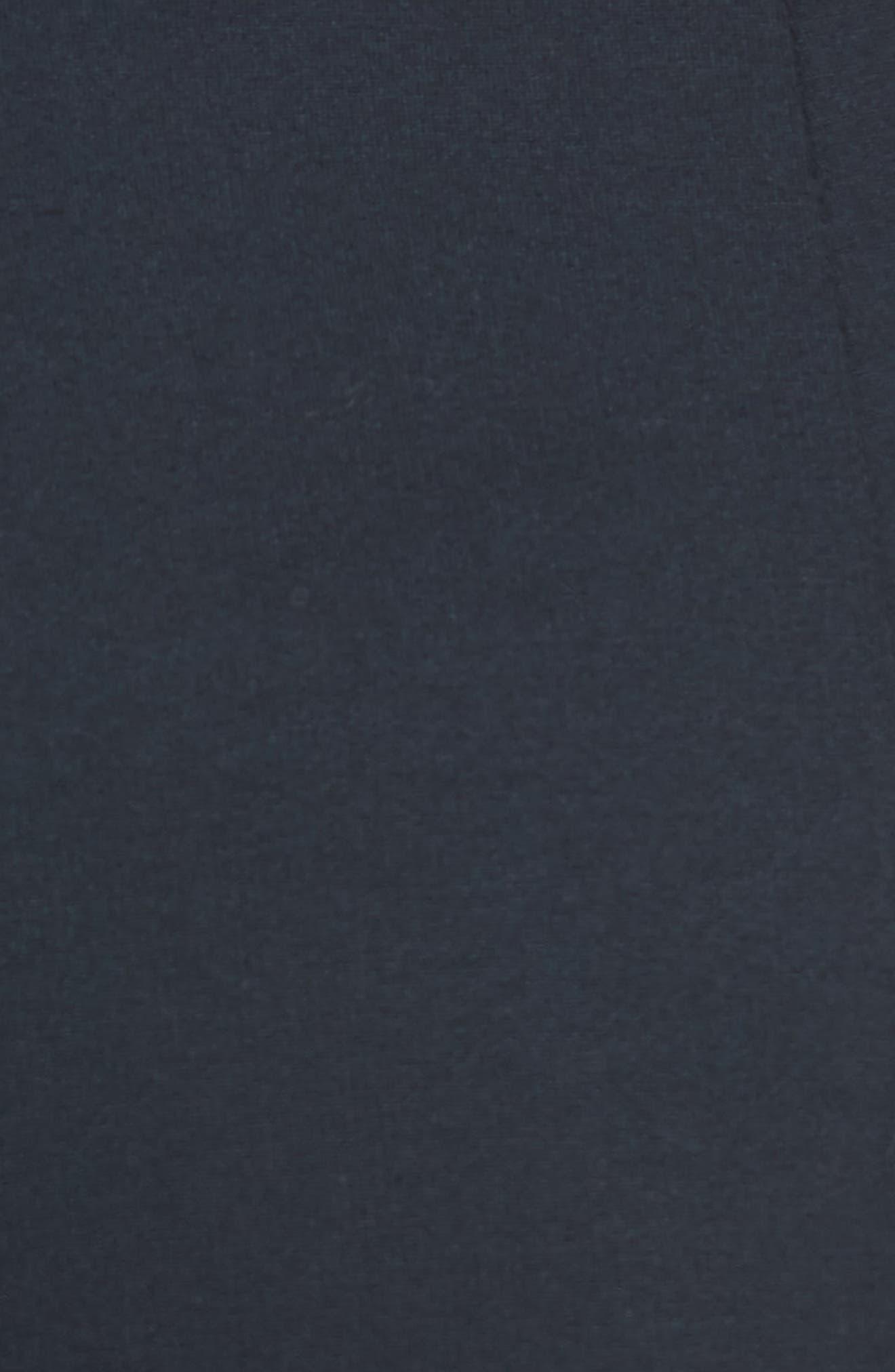 Pegno Jersey Crop Pants,                             Alternate thumbnail 5, color,                             411