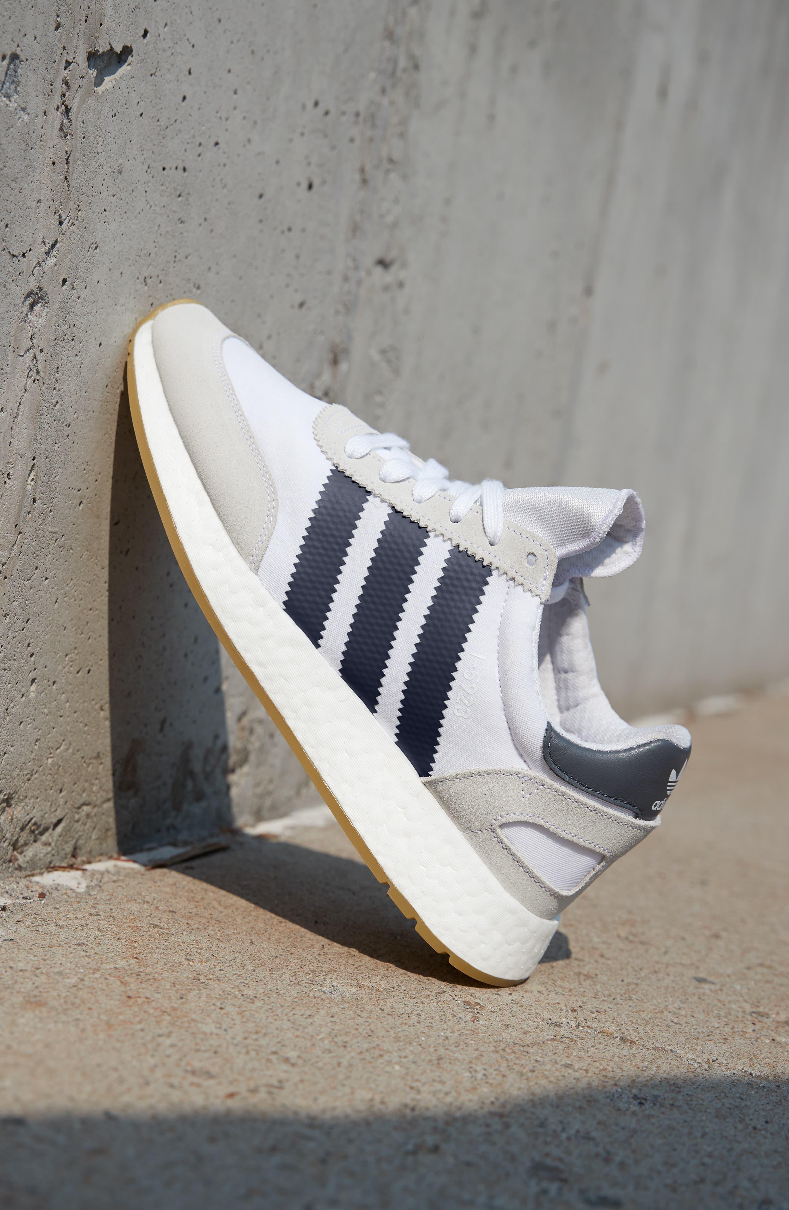 I-5923 Sneaker,                             Alternate thumbnail 11, color,                             BLACK/ BURGUNDY/ WHITE