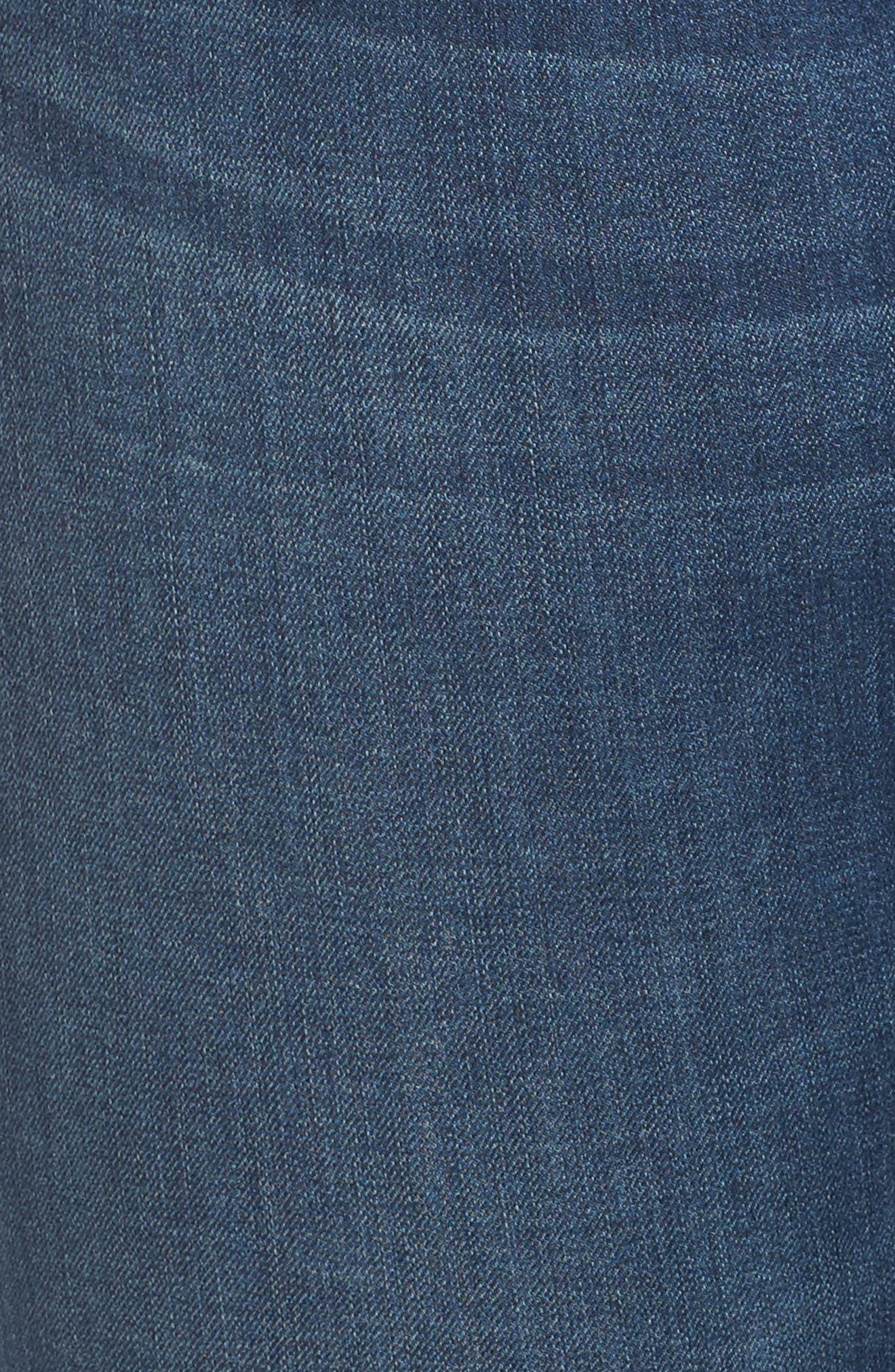 Ab-solution Boyfriend Ankle Jeans,                             Alternate thumbnail 6, color,                             420