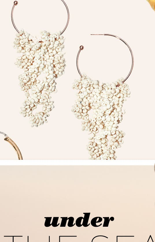 Isabel Marant earrings. $275.