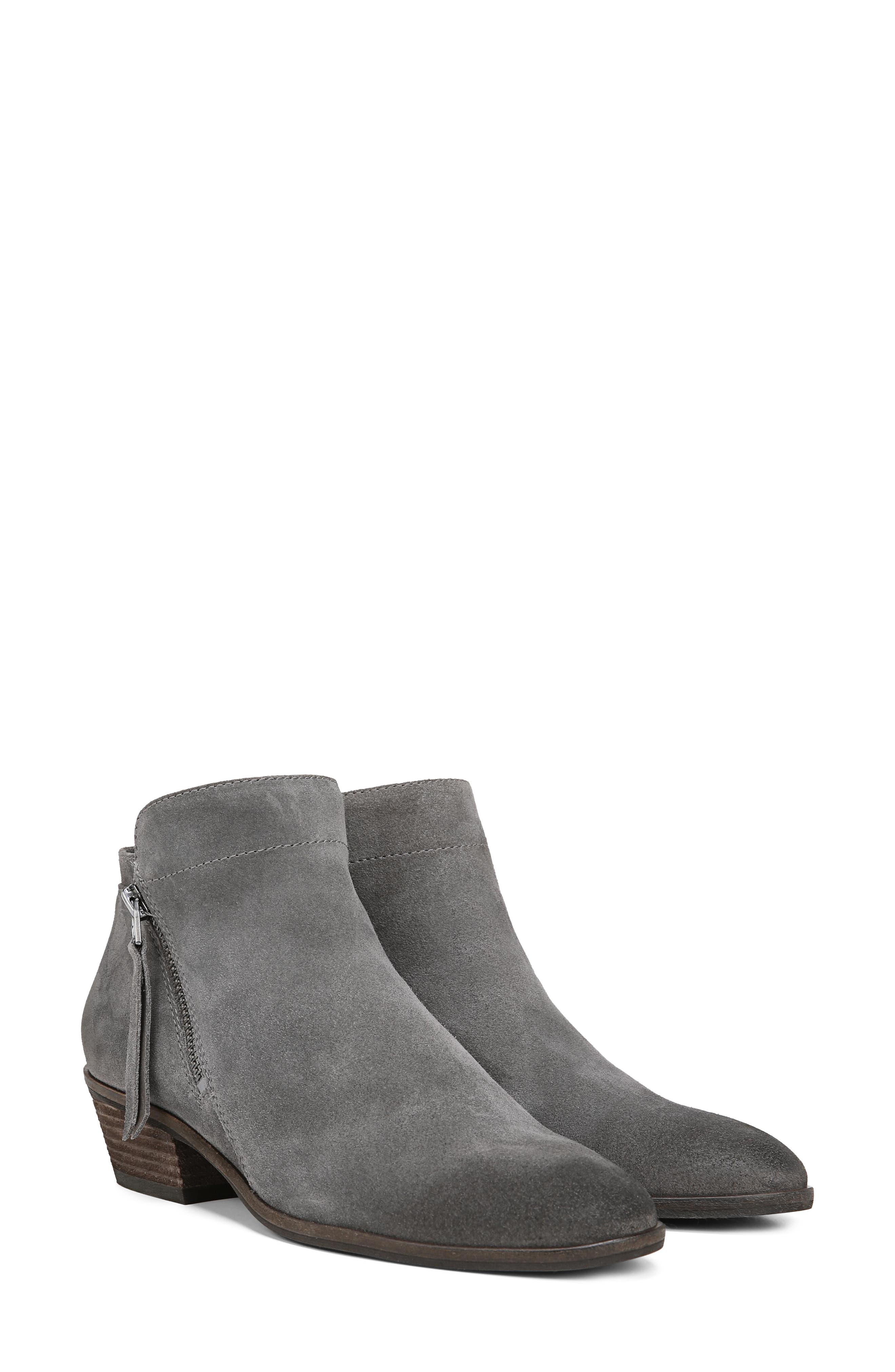 Packer Bootie,                             Alternate thumbnail 9, color,                             STEEL GREY SUEDE LEATHER
