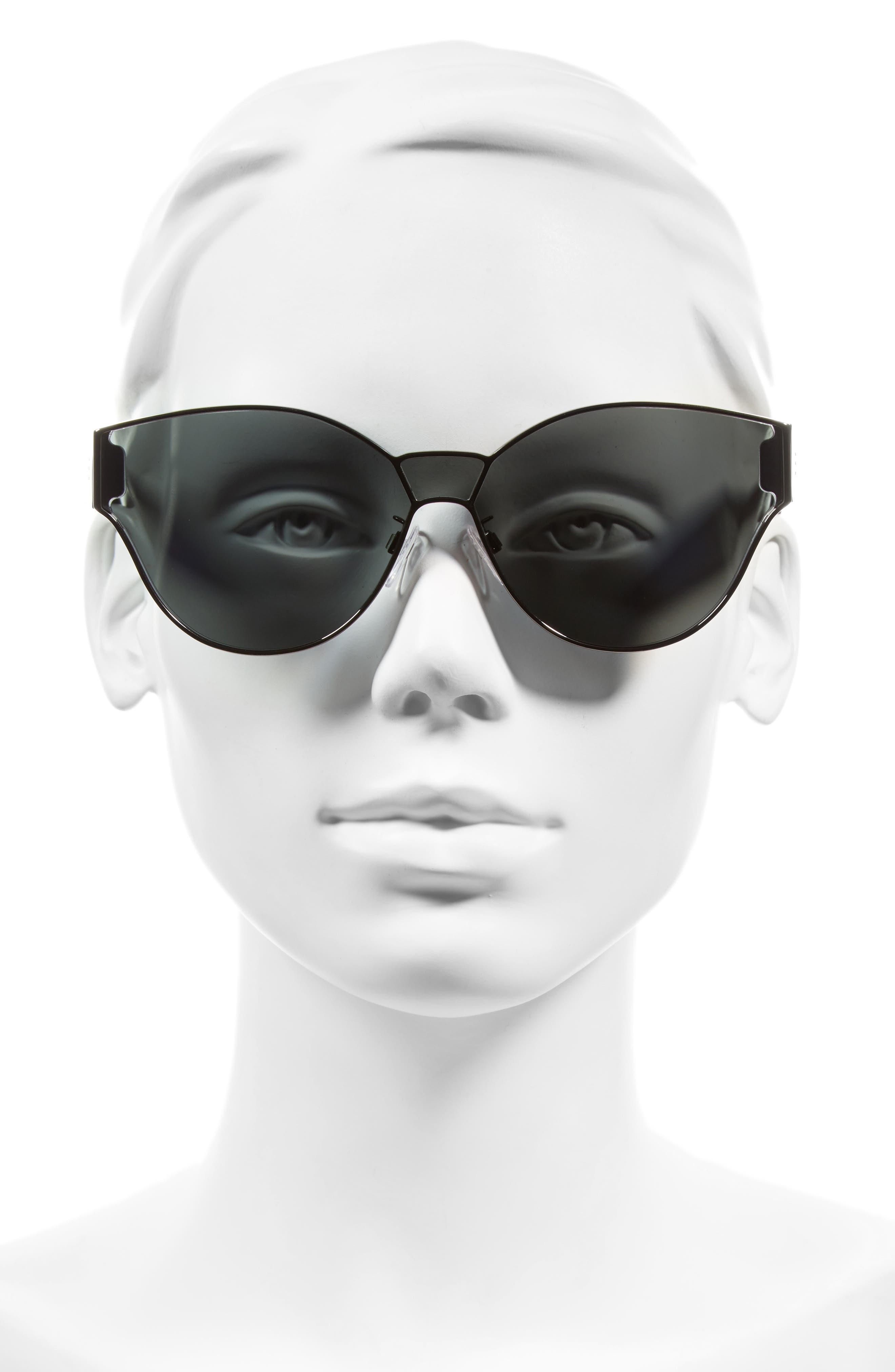 65mm Sunglasses,                             Alternate thumbnail 3, color,                             040