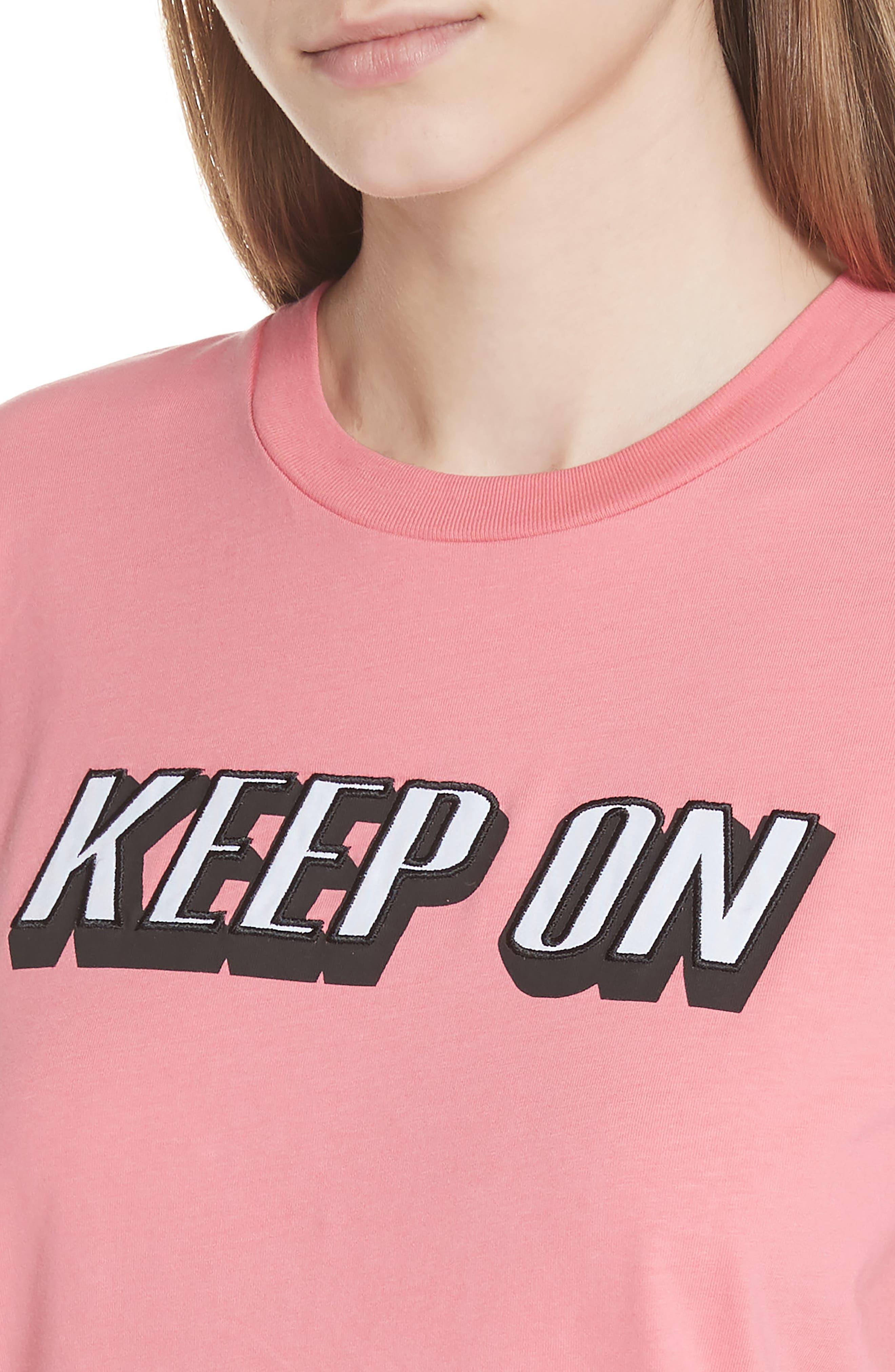 Keep on Dancing Tee,                             Alternate thumbnail 4, color,                             650