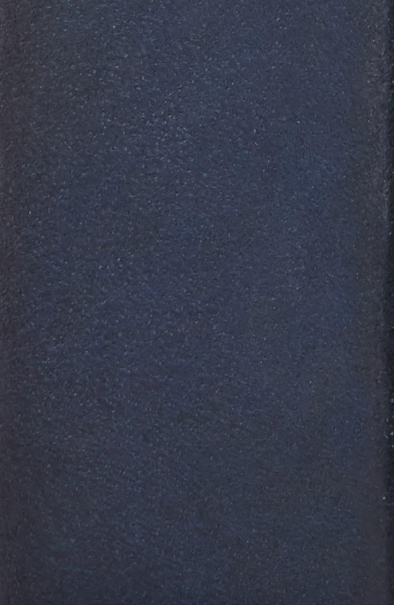 Distressed Leather Belt,                             Alternate thumbnail 4, color,