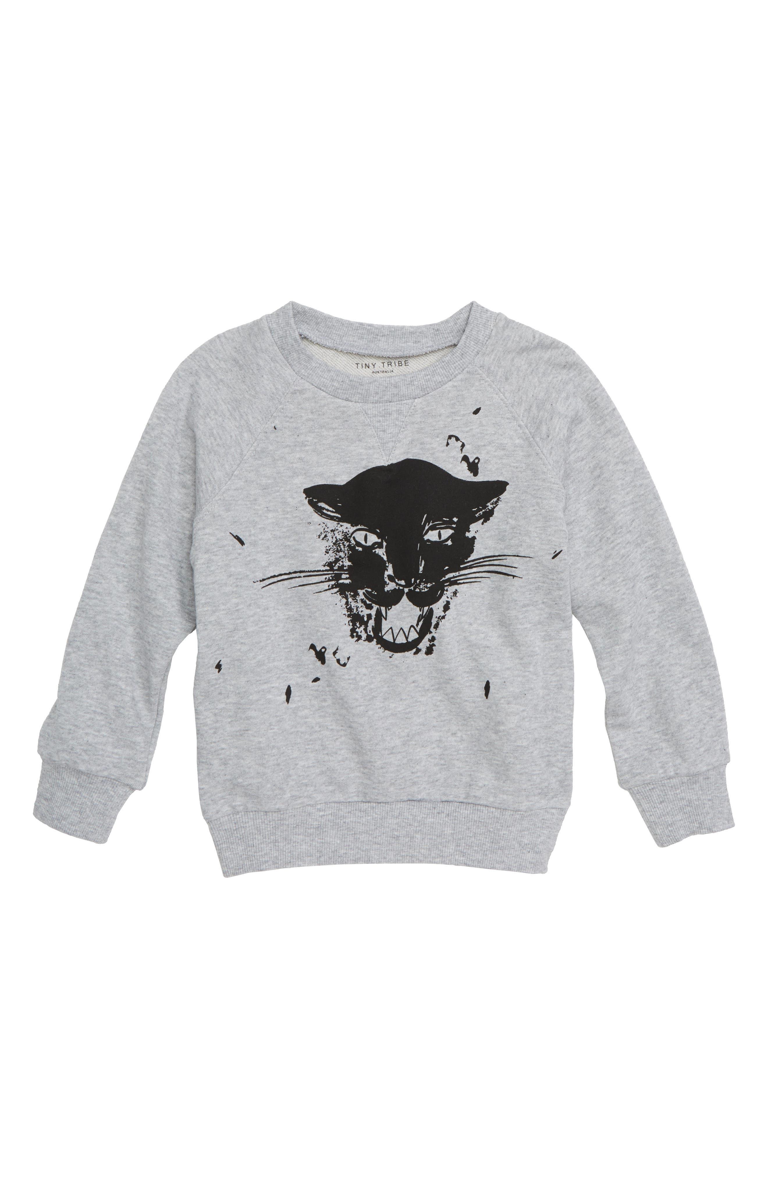 Graphic Sweatshirt,                         Main,                         color, 020