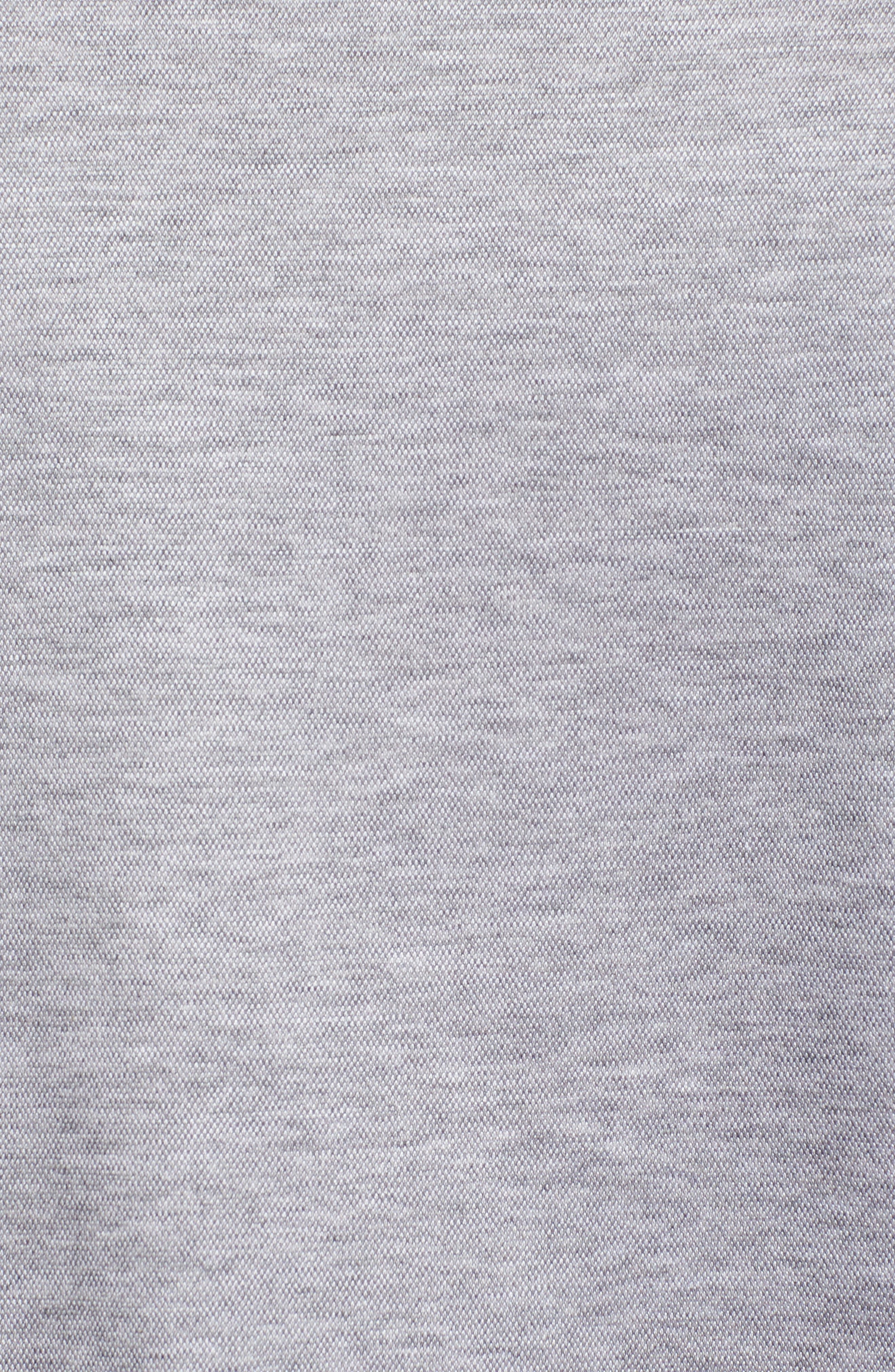 Regular Fit Silk Blend Sport Shirt,                             Alternate thumbnail 22, color,