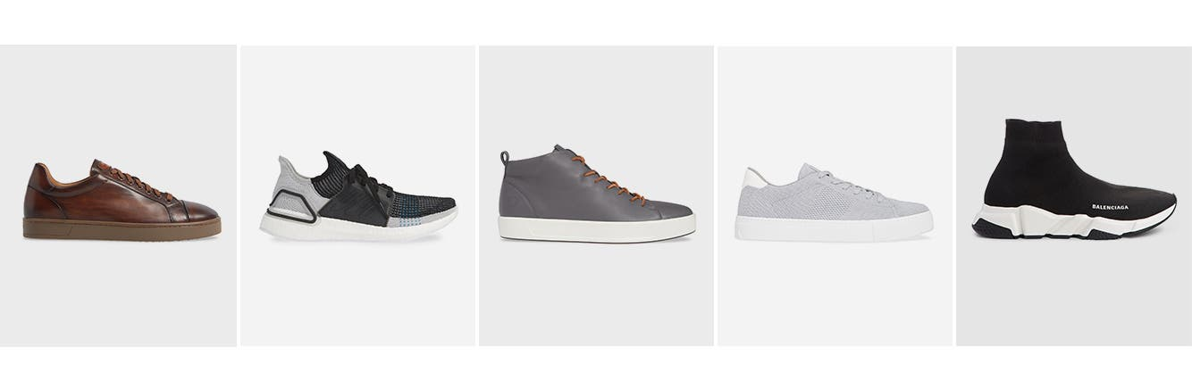 Sneakers for every day of your week.