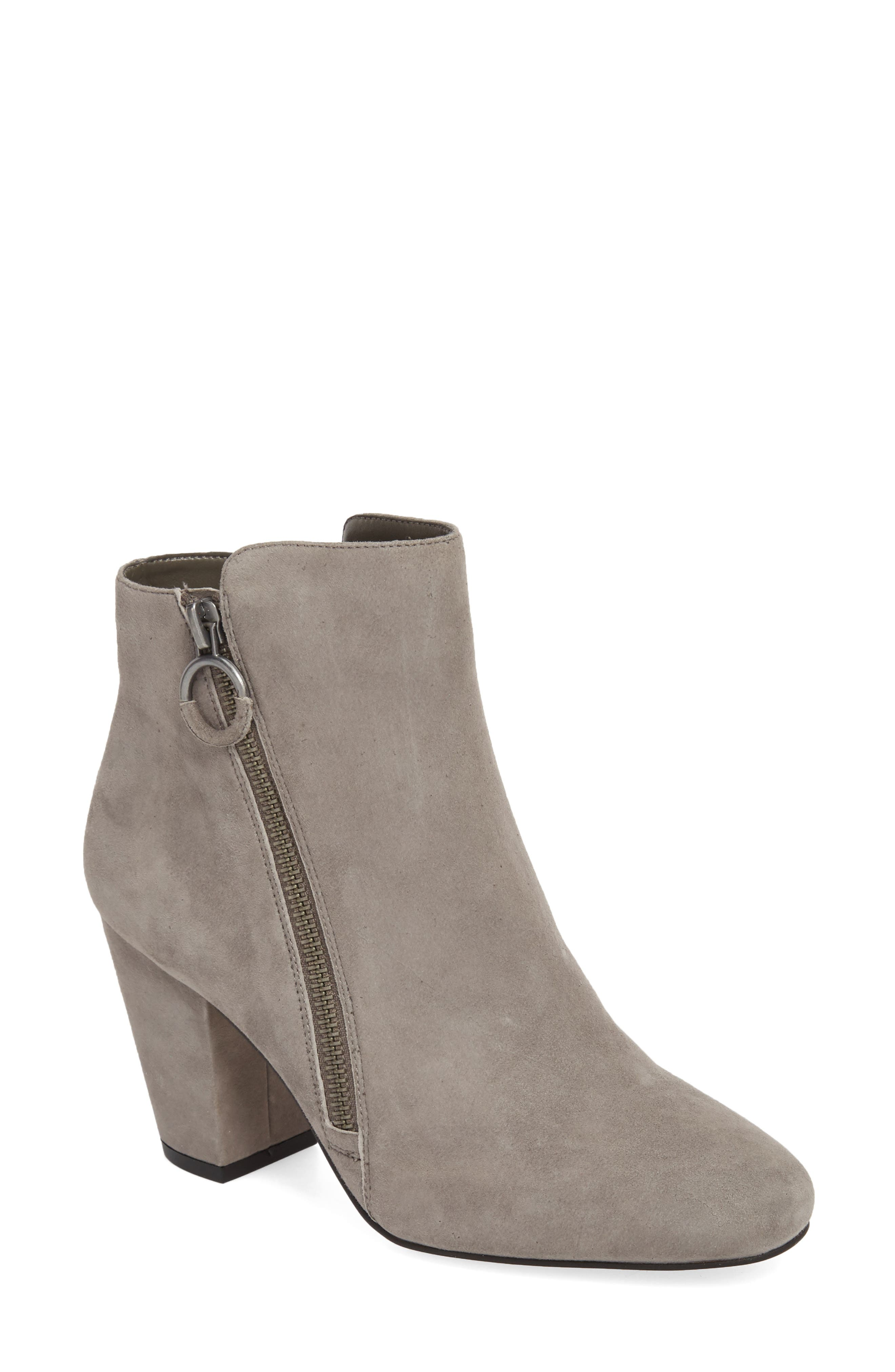 1.state Preete Bootie, Grey