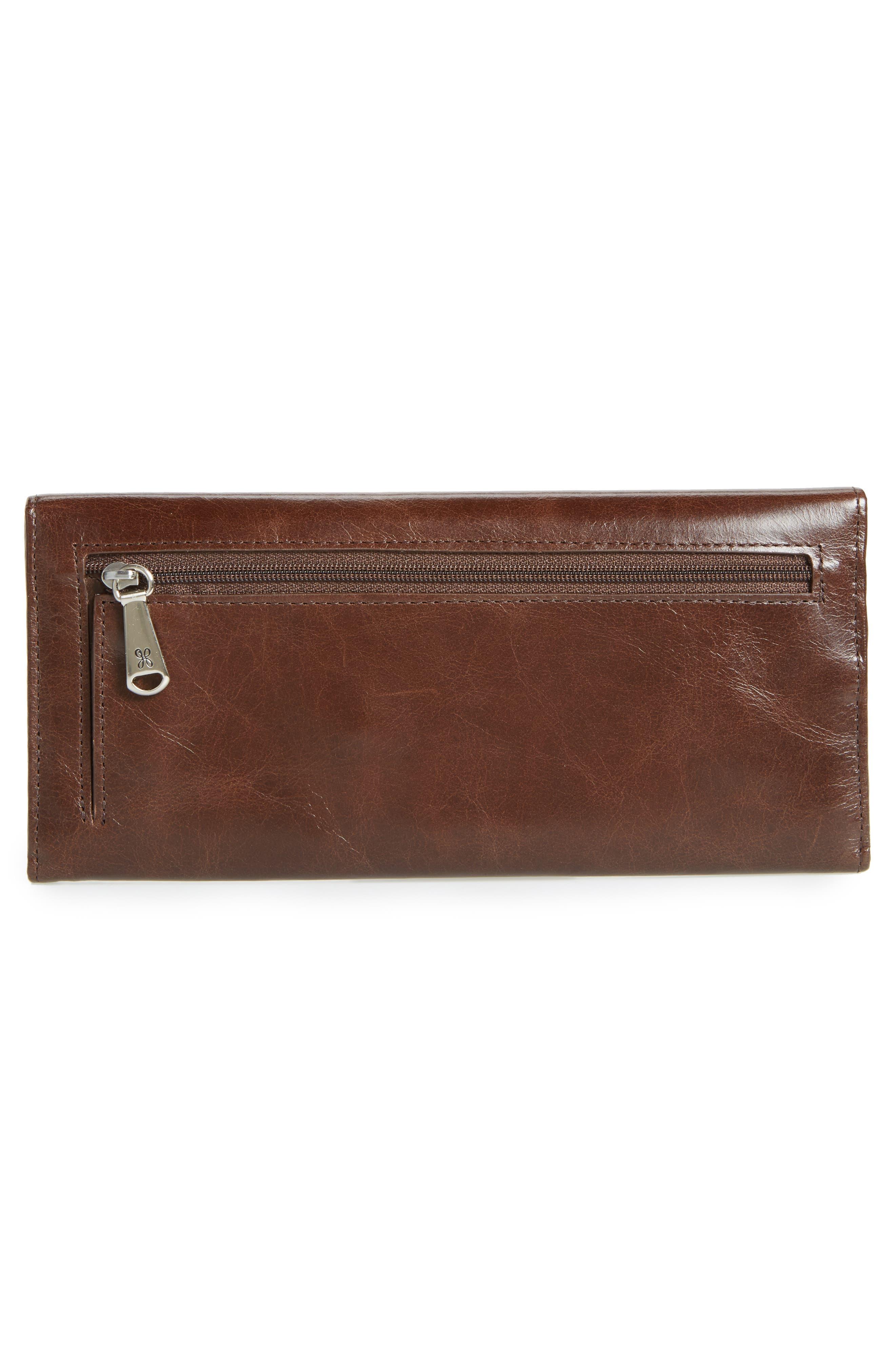 'Sadie' Leather Wallet,                             Alternate thumbnail 105, color,