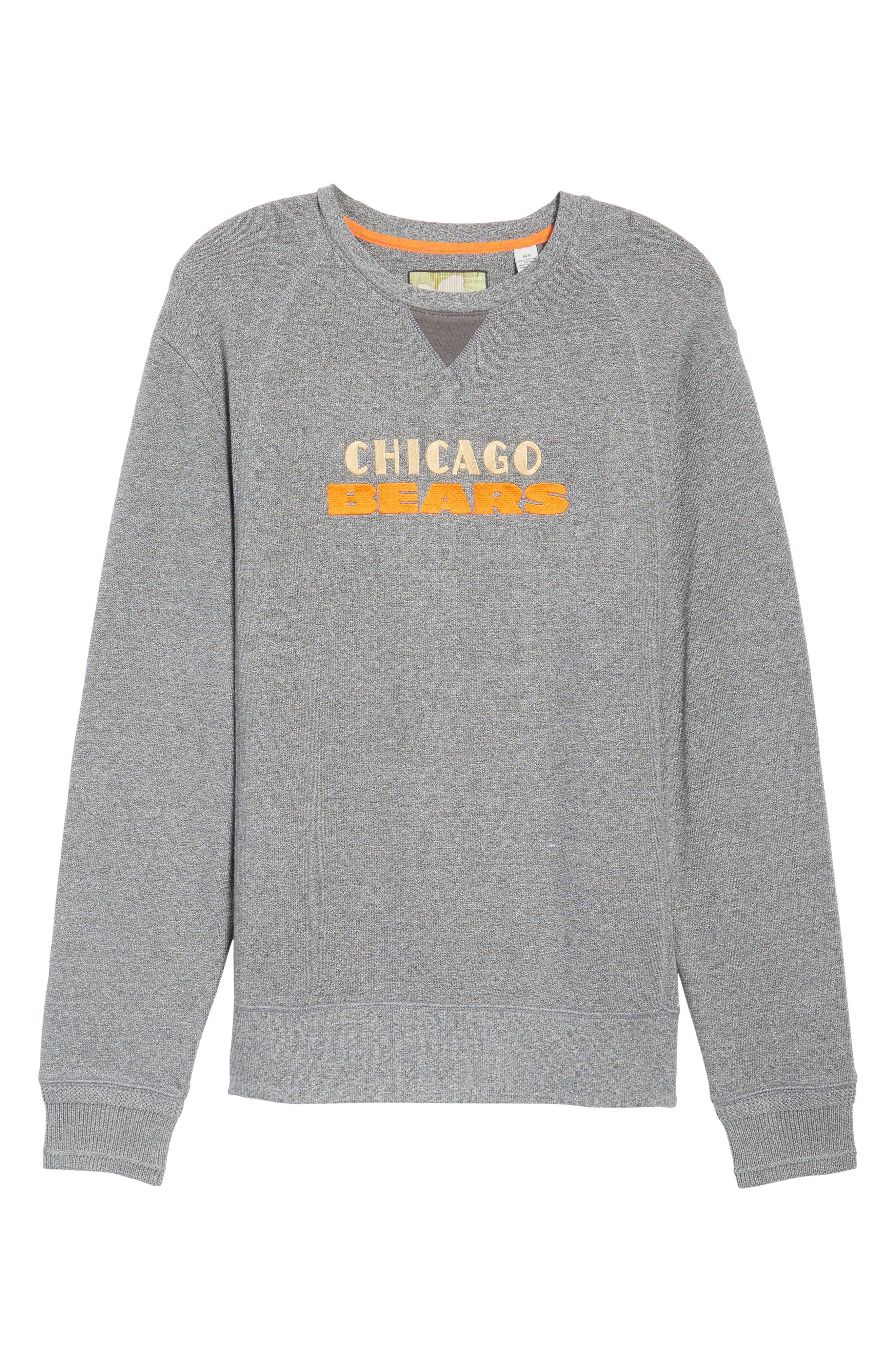 NFL Stitch of Liberty Embroidered Crewneck Sweatshirt,                             Alternate thumbnail 155, color,
