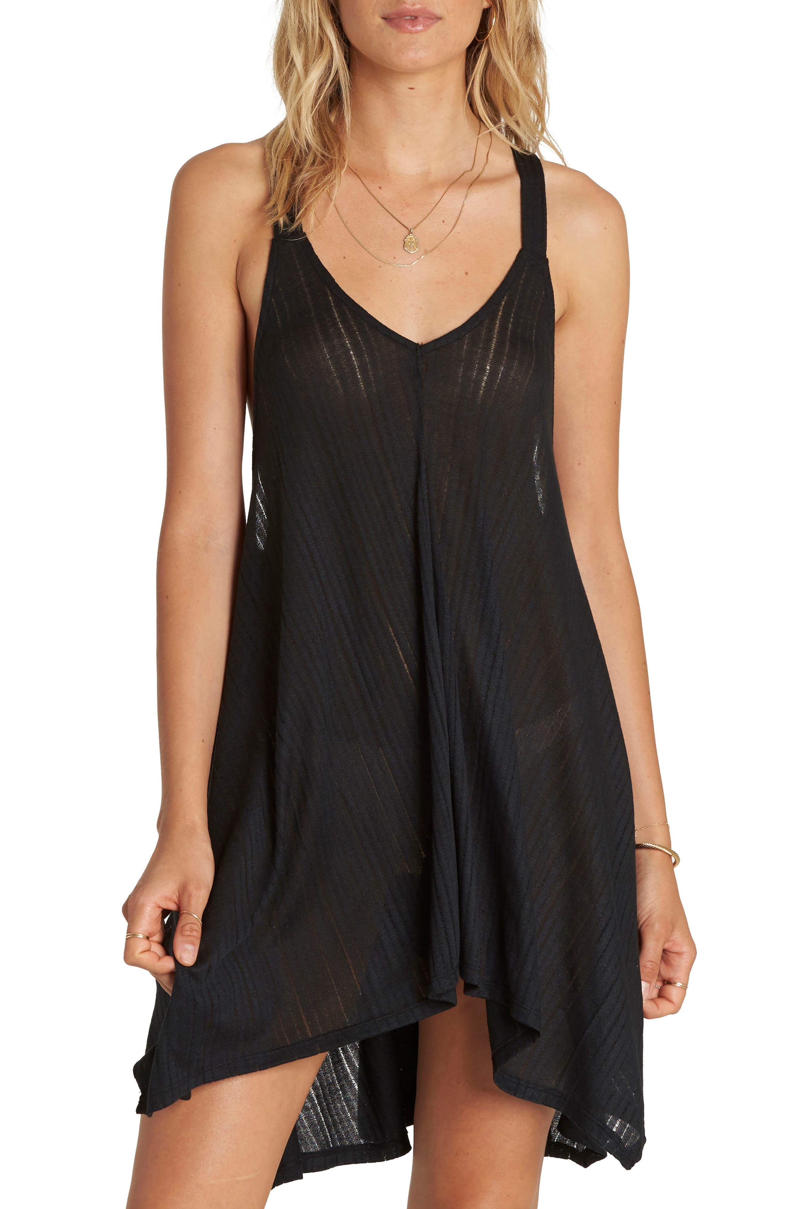 Twisted View Cover-Up Dress,                         Main,                         color, 012