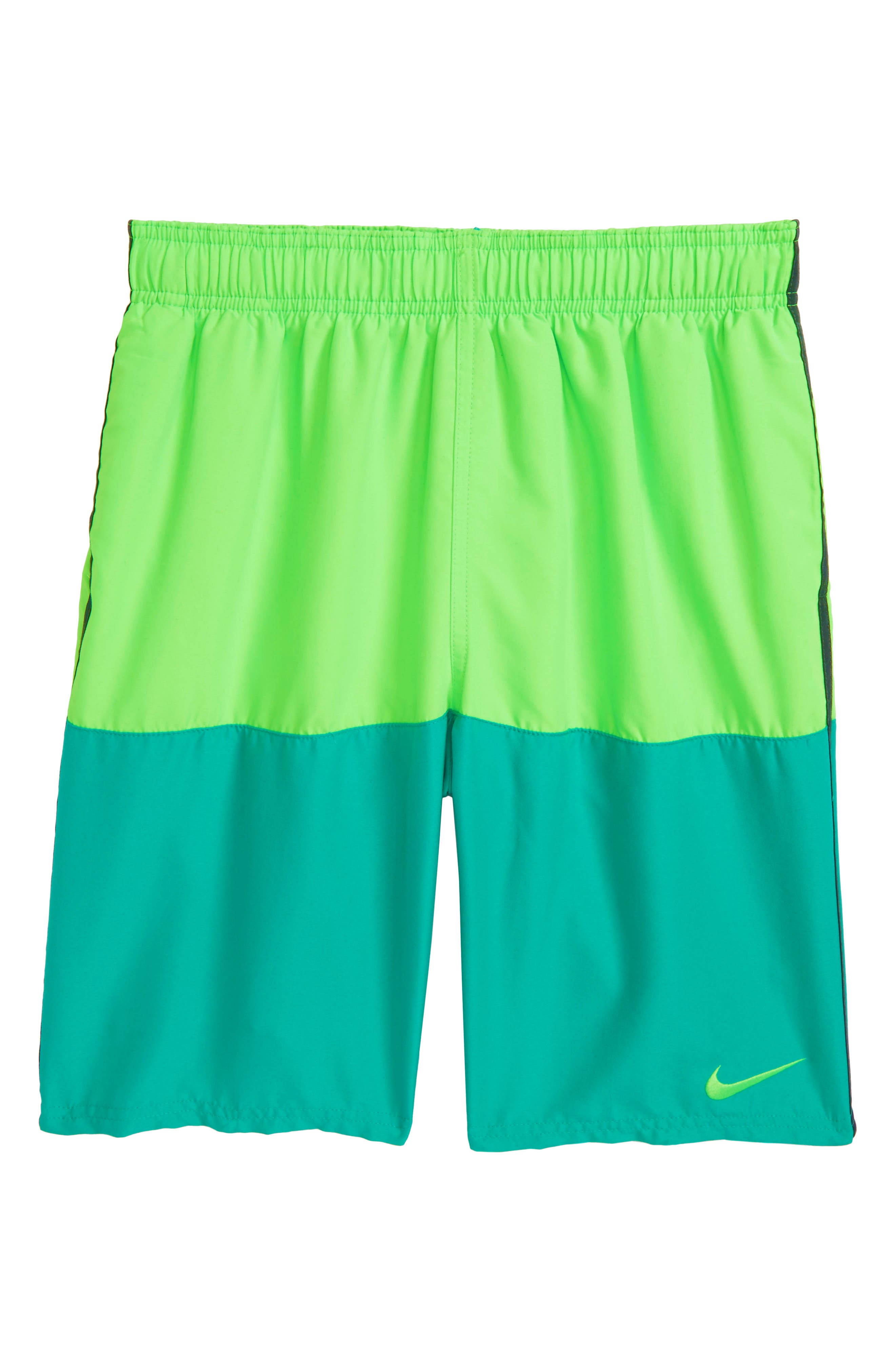 Split Volley Shorts,                             Main thumbnail 1, color,                             370