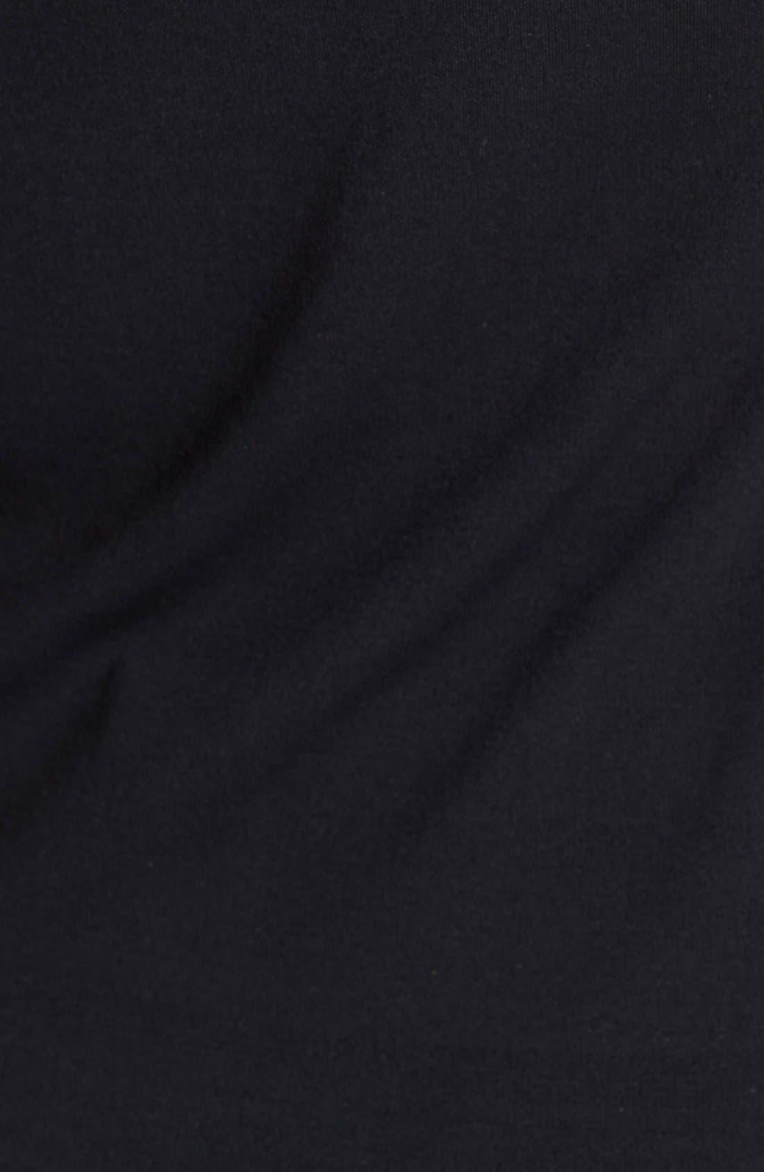 Scoop Neck Silk Camisole,                             Alternate thumbnail 9, color,                             001