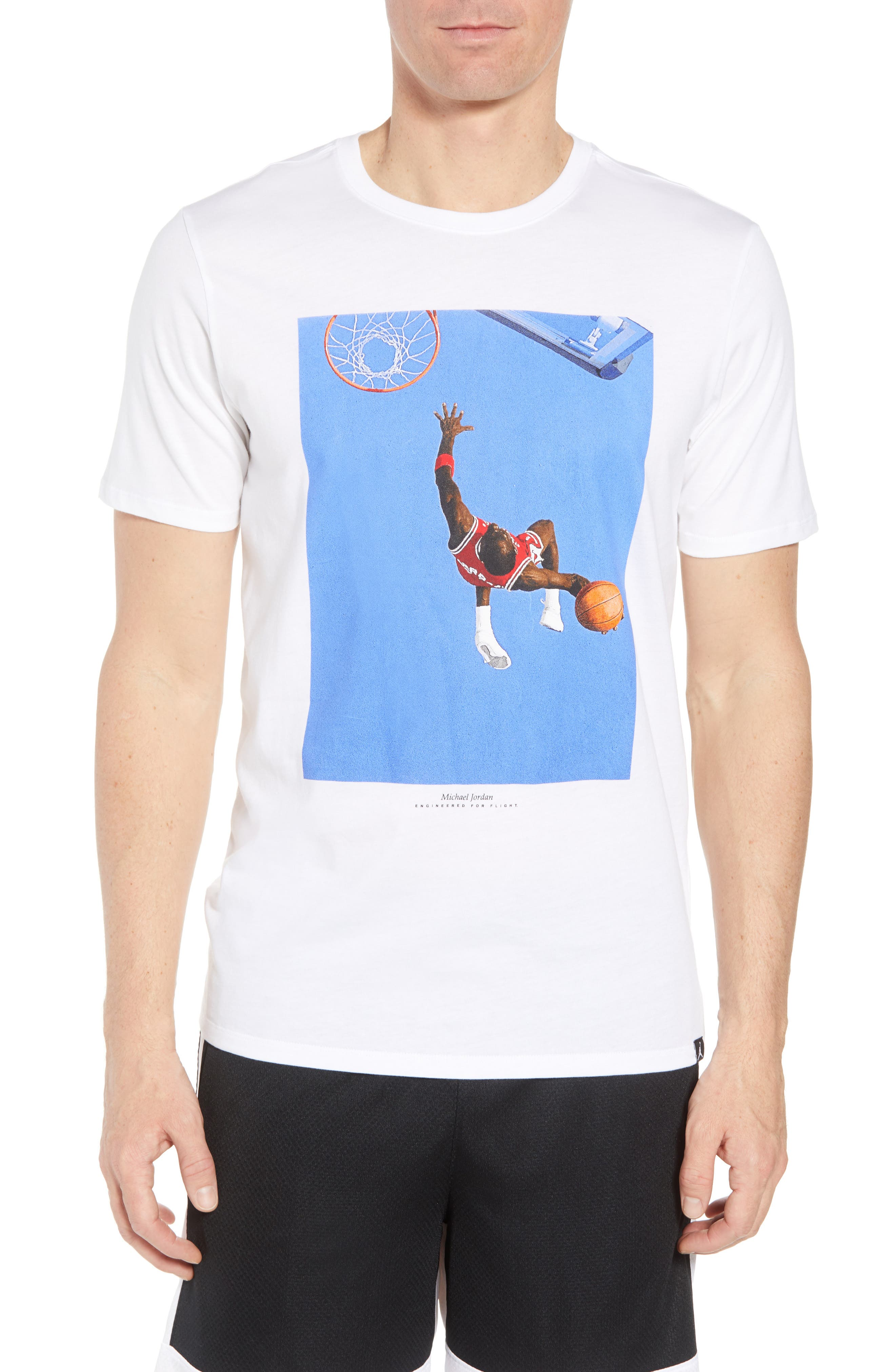 Sports Illustrated Graphic T-Shirt,                             Main thumbnail 2, color,