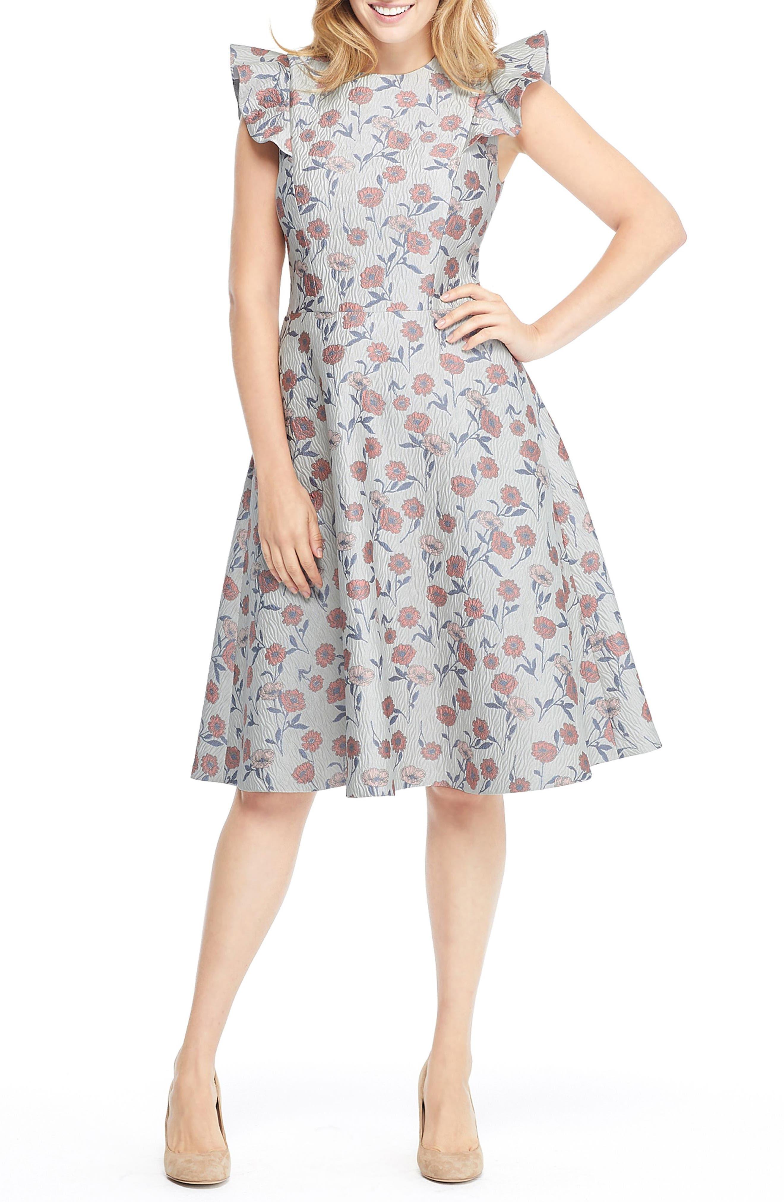 floral dresses for petite women