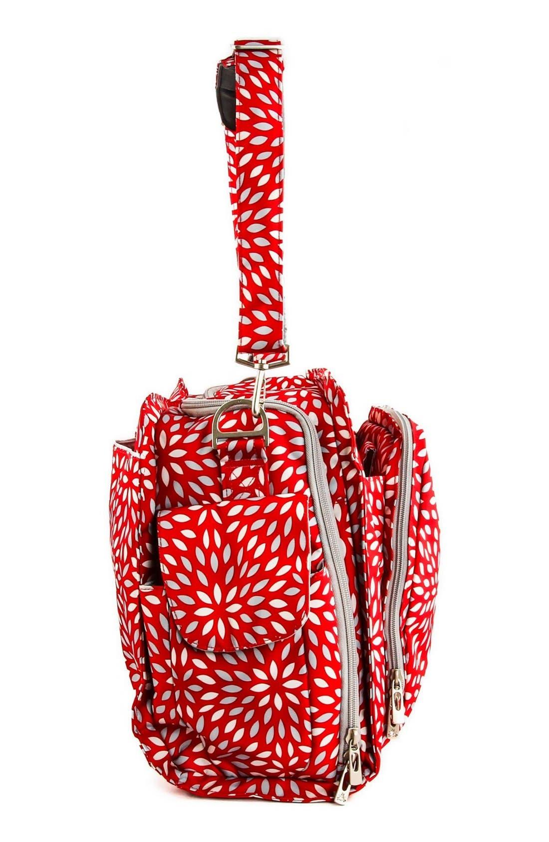 'BFF' Diaper Bag,                             Alternate thumbnail 130, color,