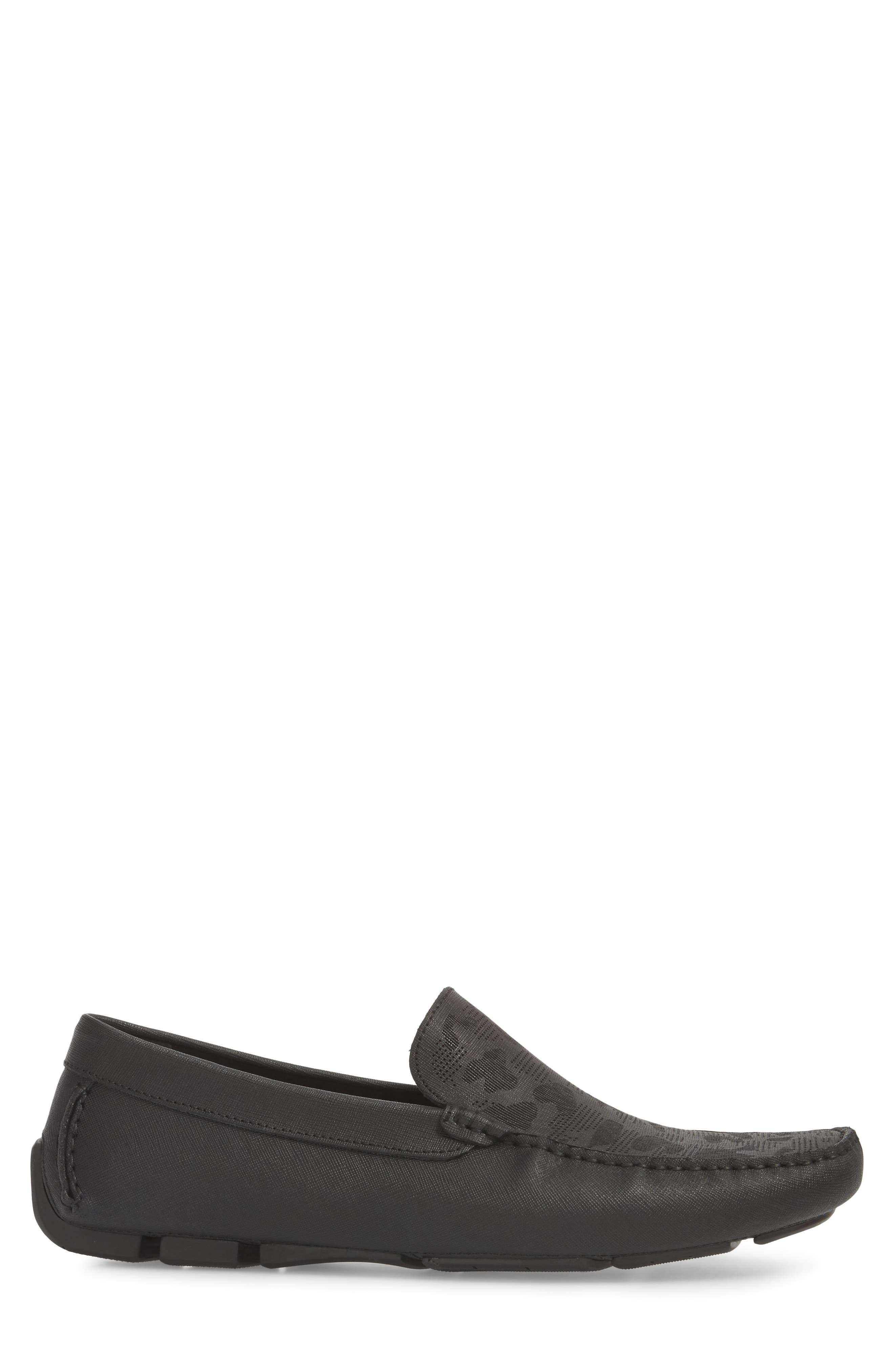KENNETH COLE NEW YORK,                             Theme Song Driving Shoe,                             Alternate thumbnail 3, color,                             001