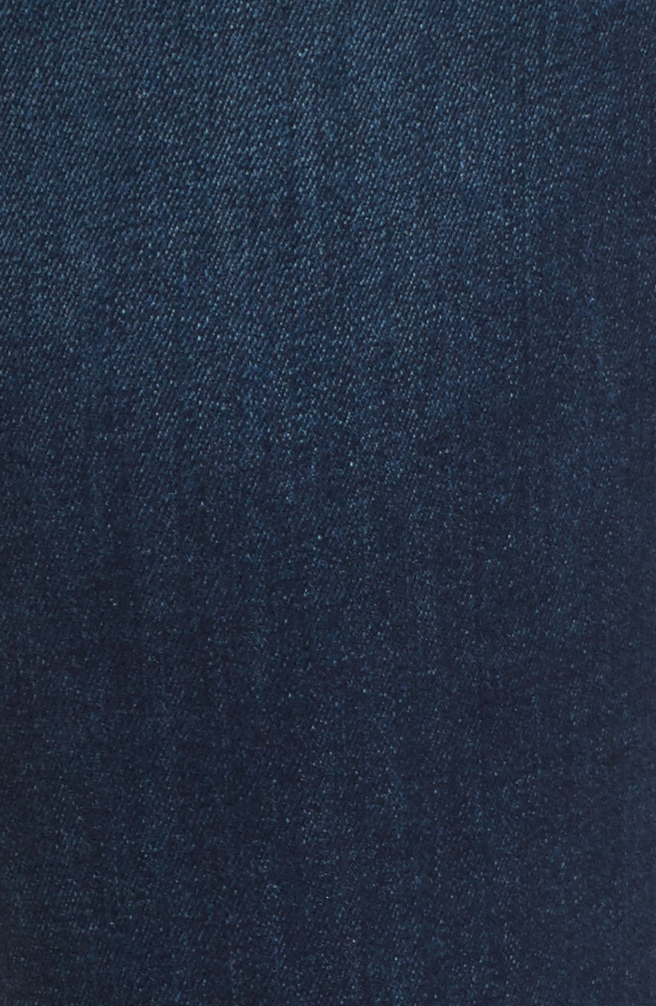 Mara Maternity Ankle Jeans,                             Alternate thumbnail 5, color,                             405