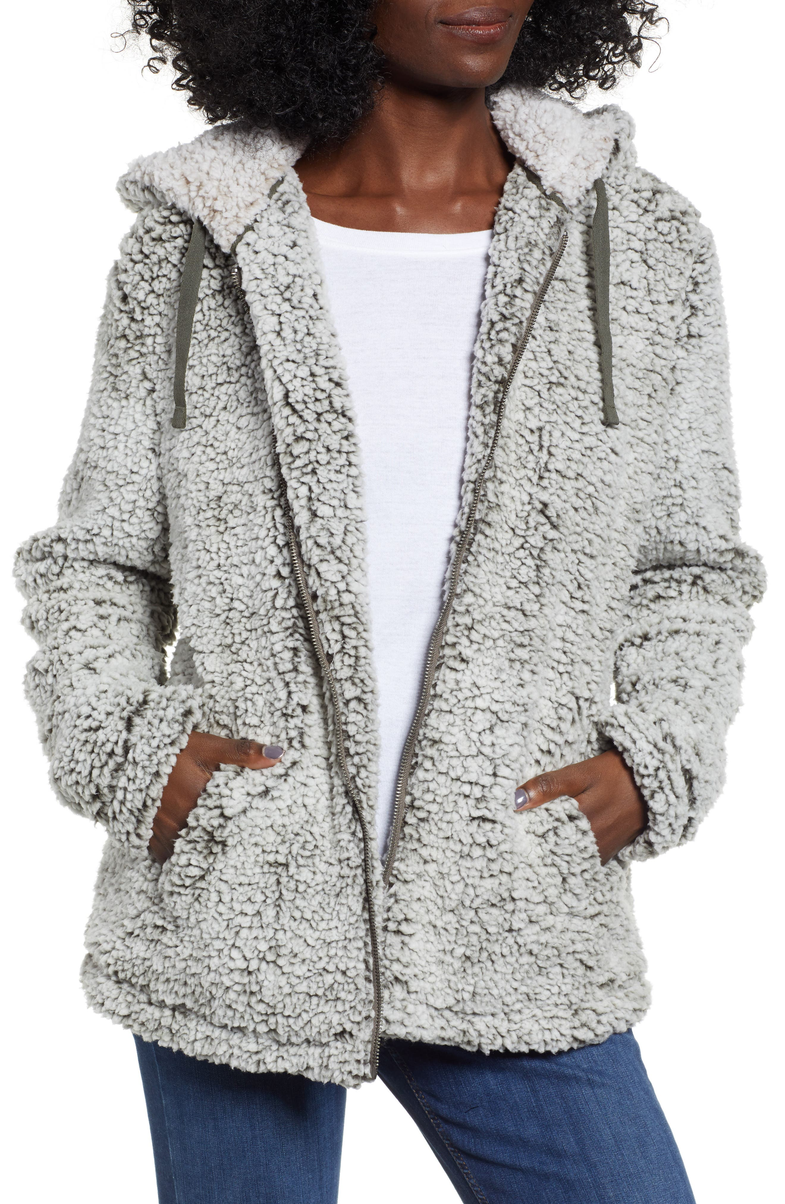 Brandon Fleece Jacket,                             Main thumbnail 1, color,                             300