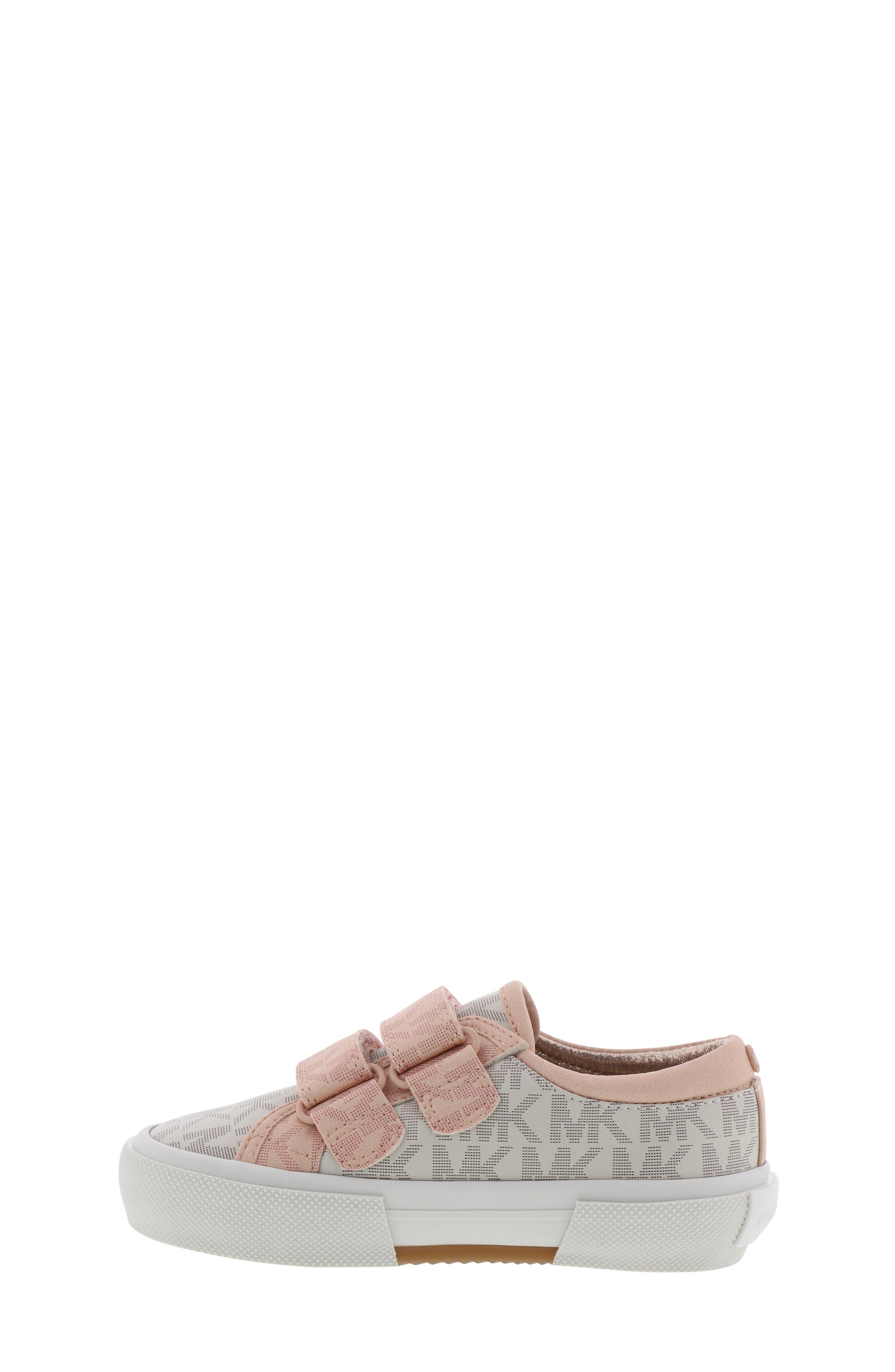 Ima Double Platform Sneaker,                             Alternate thumbnail 8, color,                             VANILLA/ BLUSH