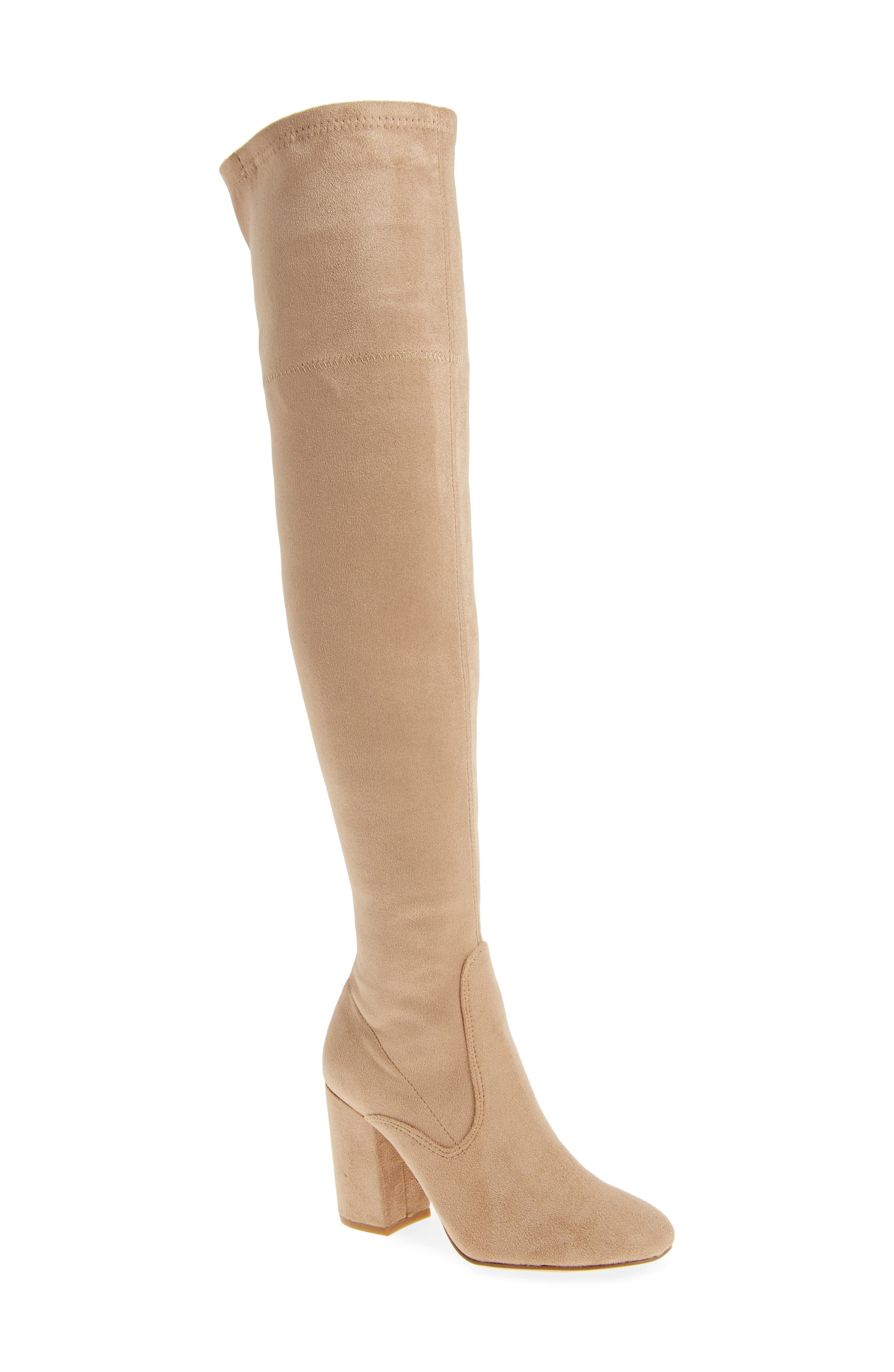 Carah Over the Knee Boot,                             Main thumbnail 4, color,
