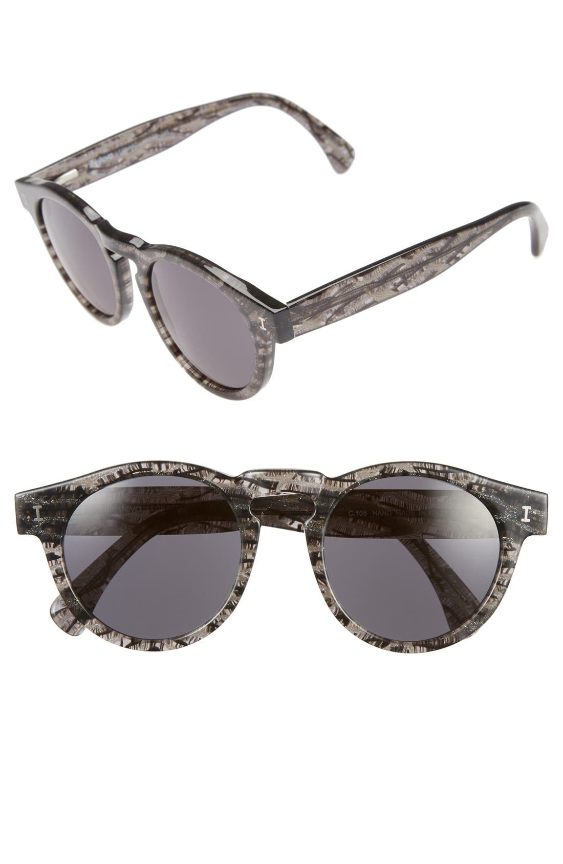 'Leonard' 47mm Sunglasses,                             Main thumbnail 7, color,