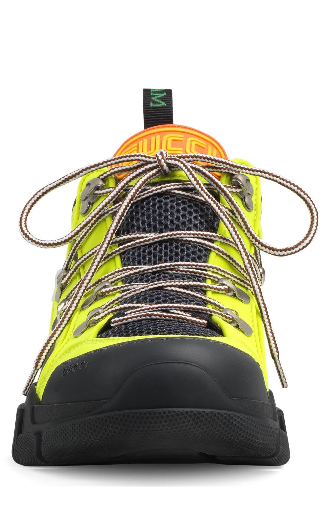 Flashtrek Sneaker,                             Alternate thumbnail 3, color,                             YELLOW