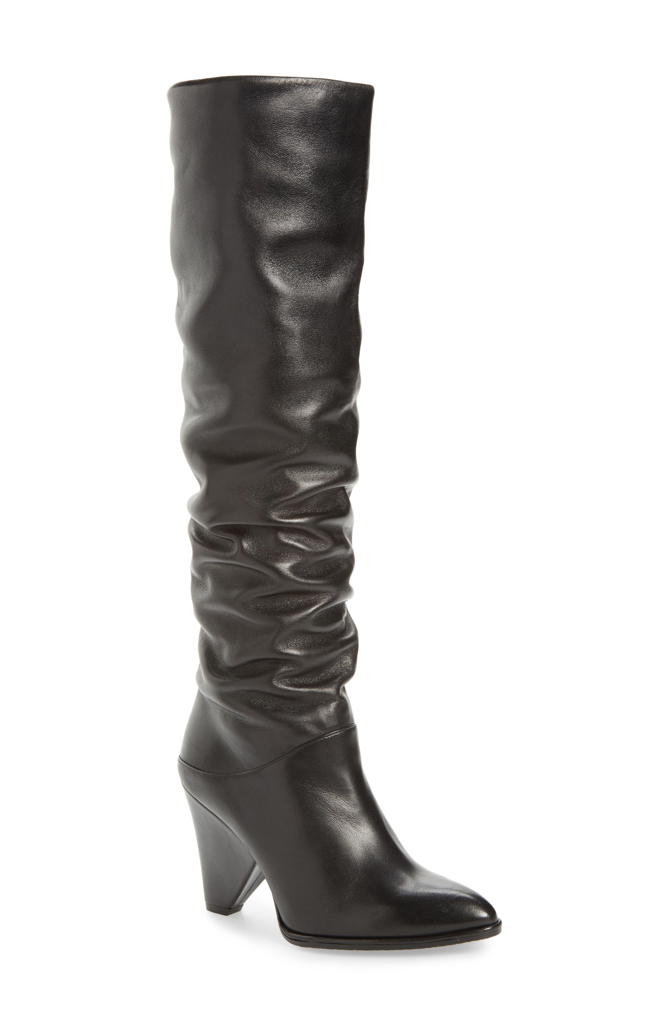 Smashing Knee High Boot,                         Main,                         color, 001